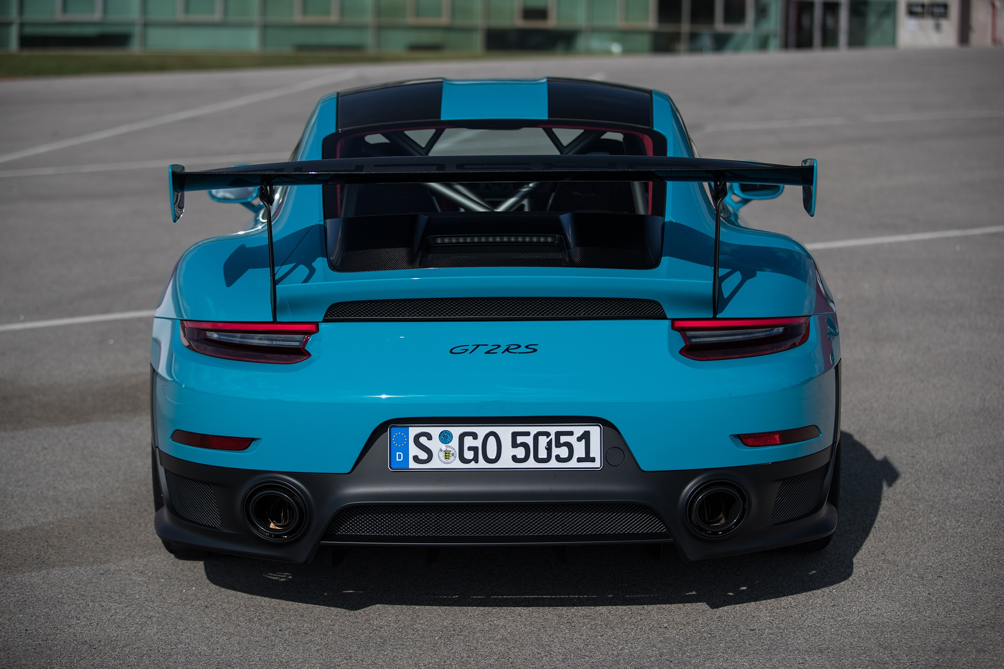 2018-Porsche-911-GT2-RS-rear-04 Extraordinary Porsche 911 Gt2 Rs Used Cars Trend