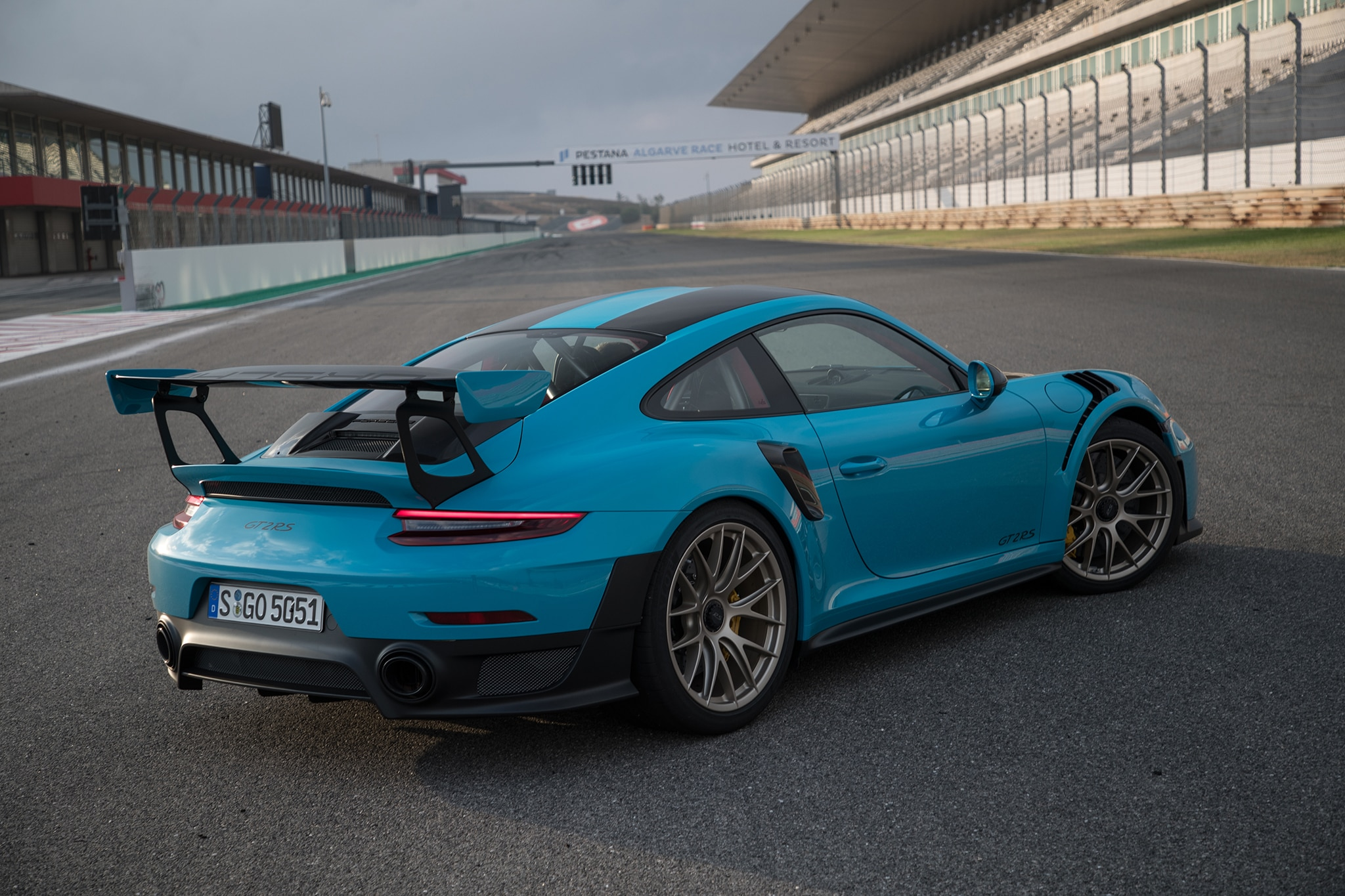 2018-Porsche-911-GT2-RS-rear-three-quarter-06 Breathtaking How Many Porsche 911 Gt2 Were Made Cars Trend