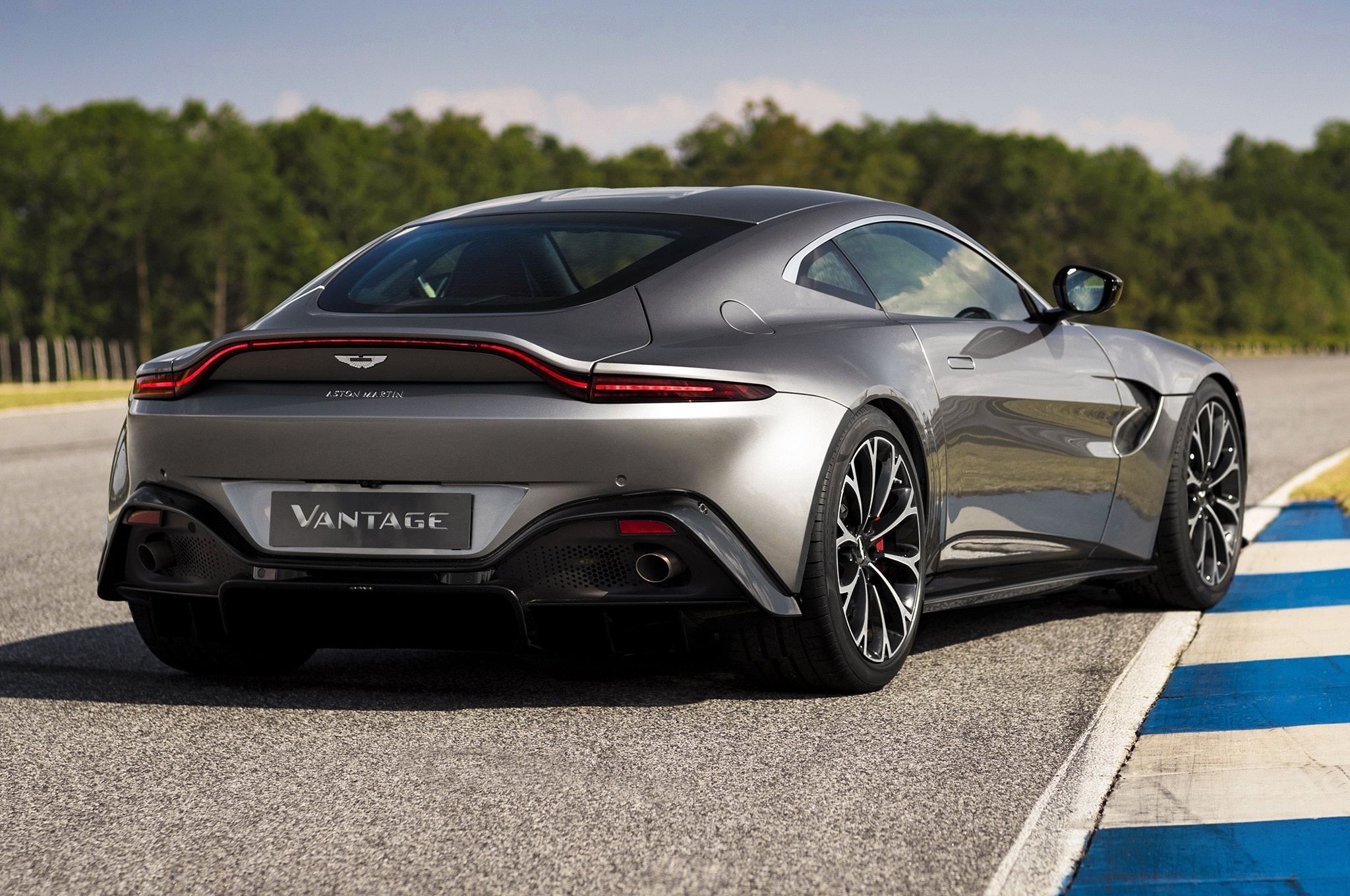 aston martin ceo andy palmer on aston's product roadmap, business
