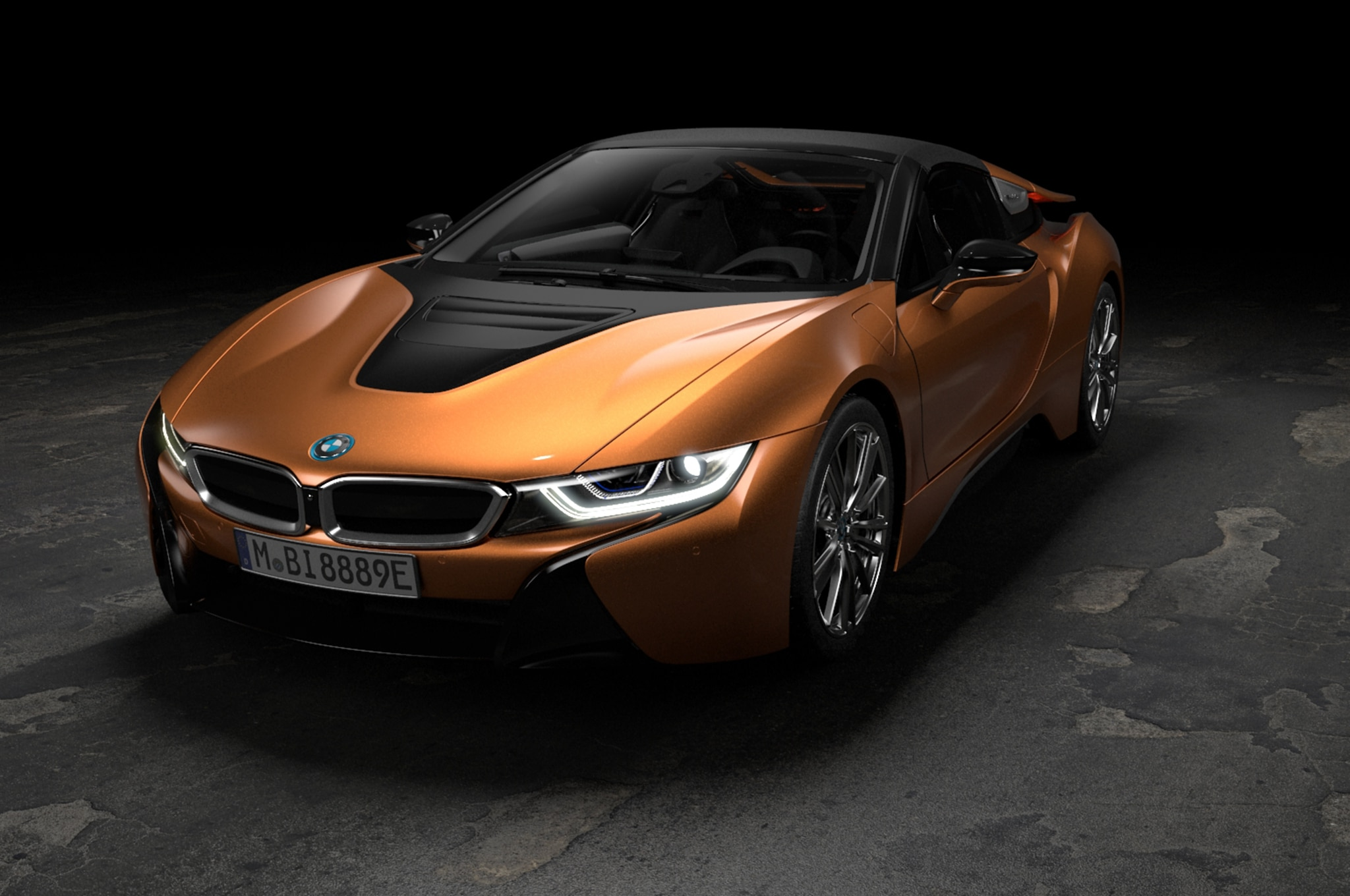 2019 Bmw I8 Roadster Arrives Alongside Updated Coupe Automobile Magazine