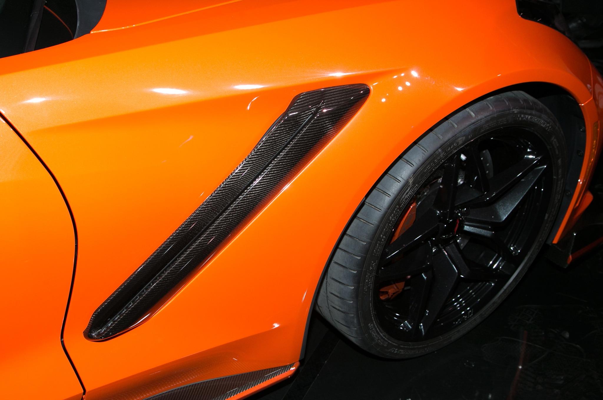 2019 chevrolet corvette zr1 convertible drops top in l a automobile magazine. Black Bedroom Furniture Sets. Home Design Ideas