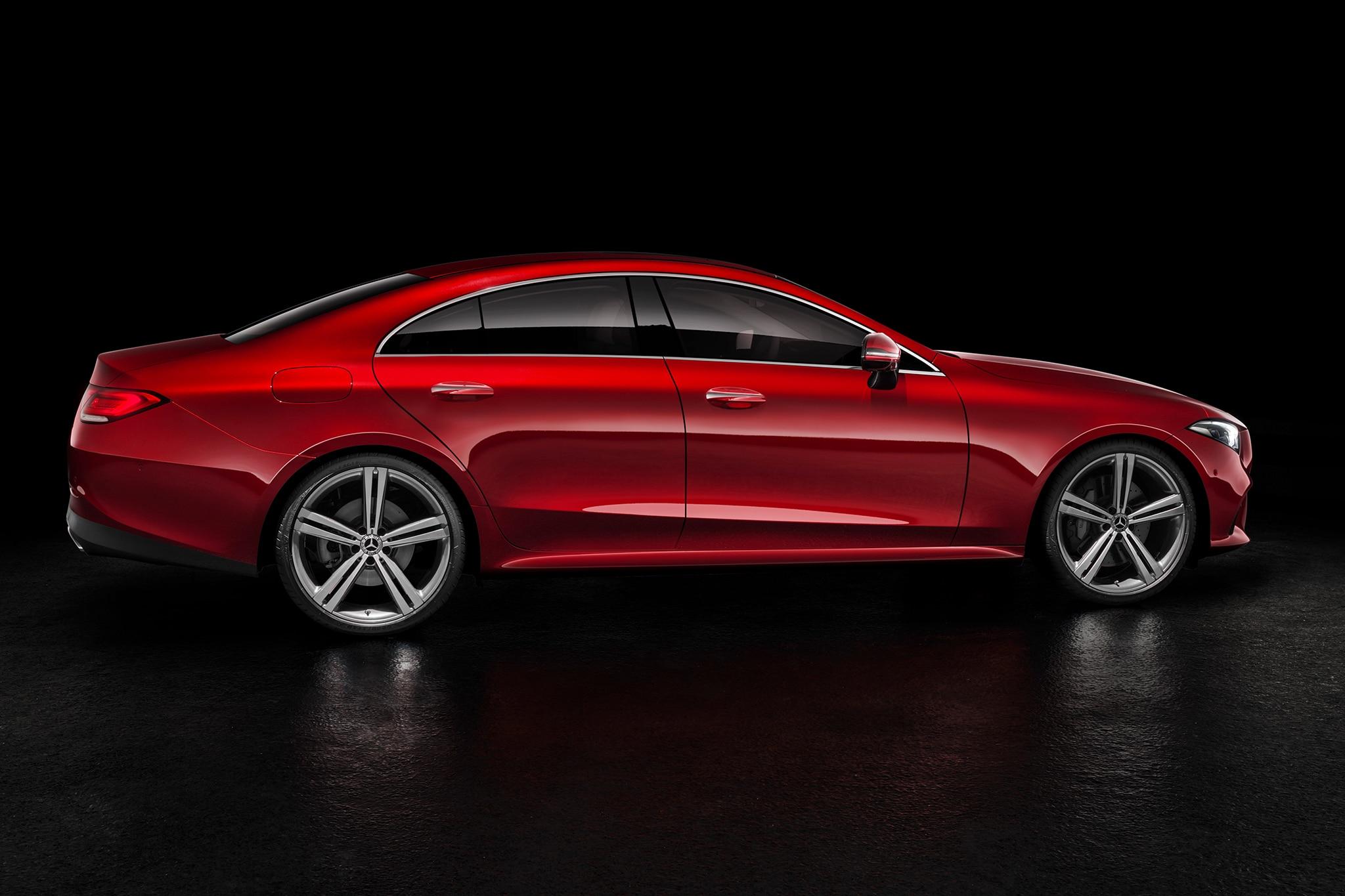 Mercedes New Inline Six