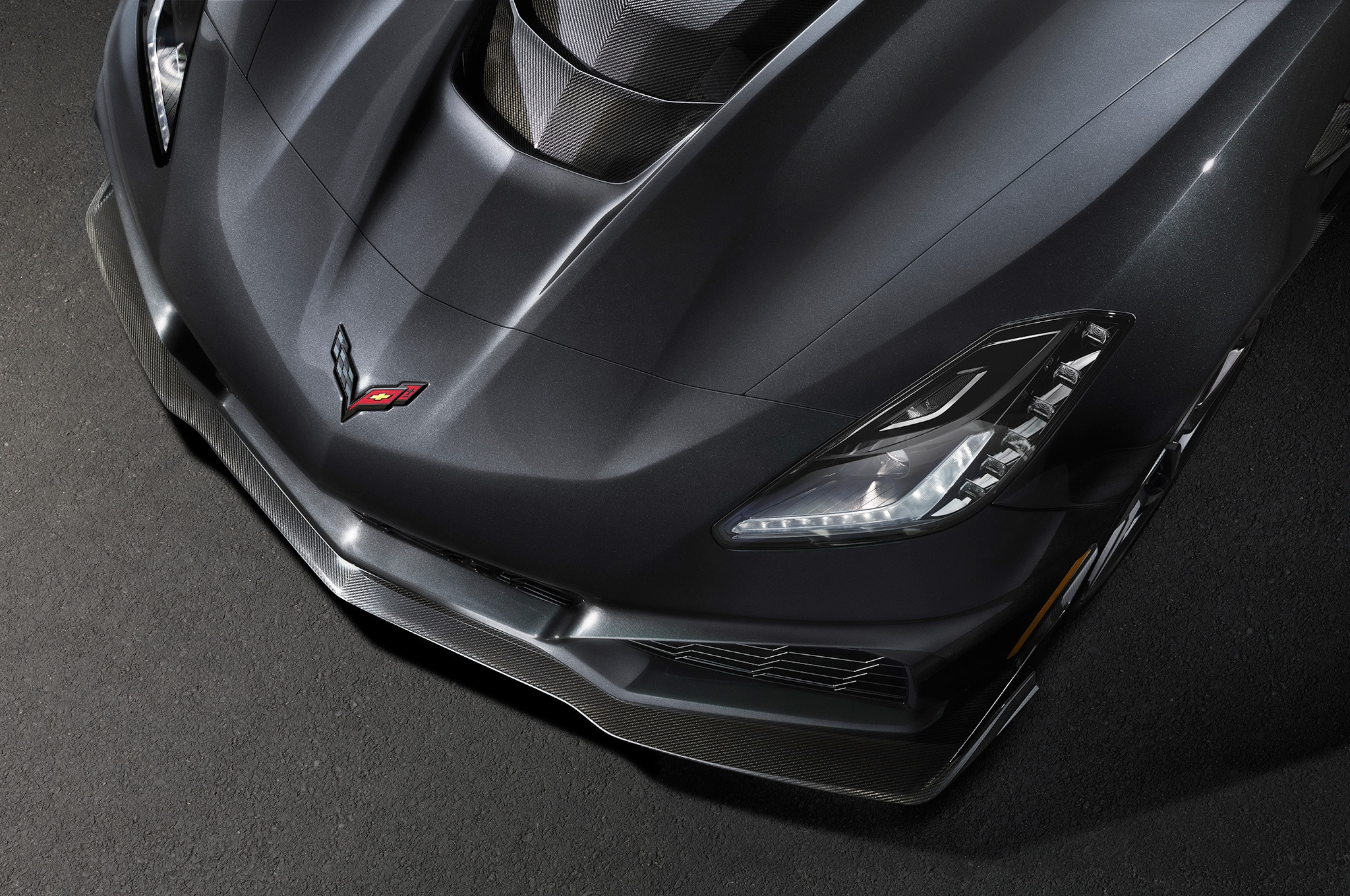 Chevrolet Corvette ZR1 revealed