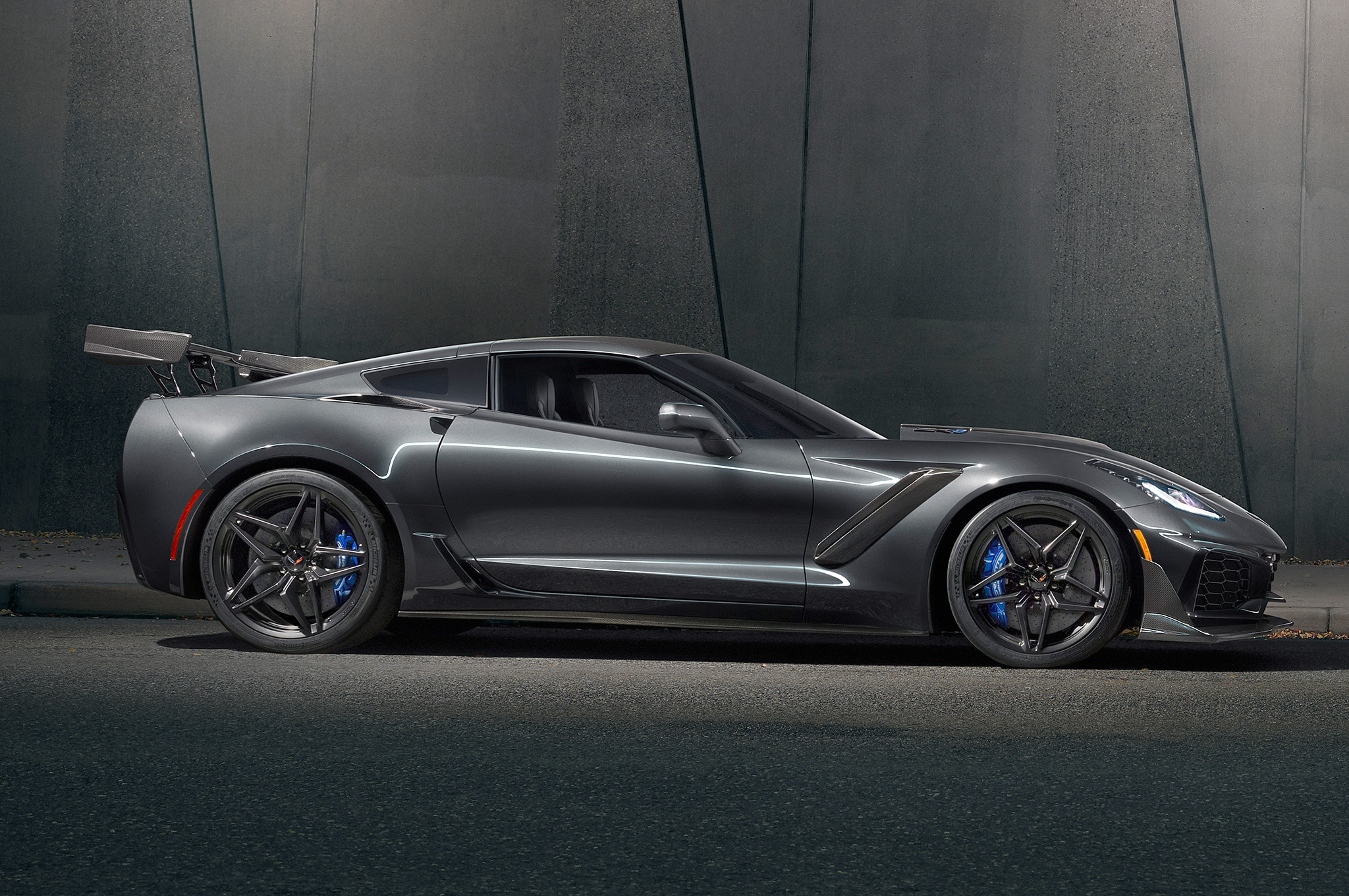 First Production 2019 Chevrolet Corvette ZR1 Heads to ...