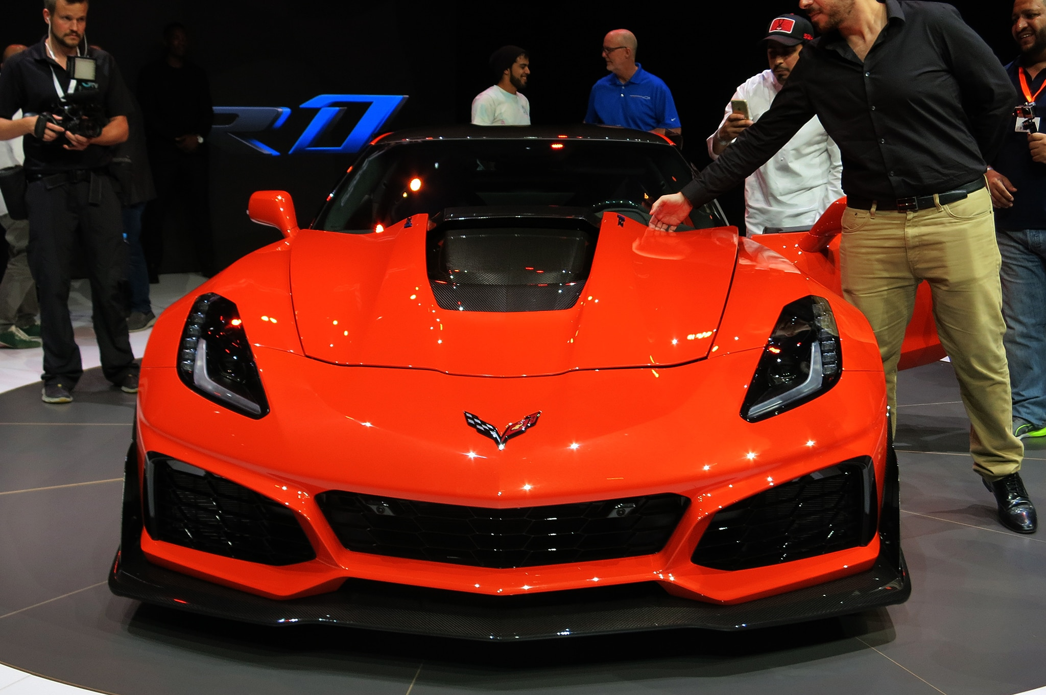 755-Horsepower 2019 Chevy Corvette ZR1 is the Fastest ...