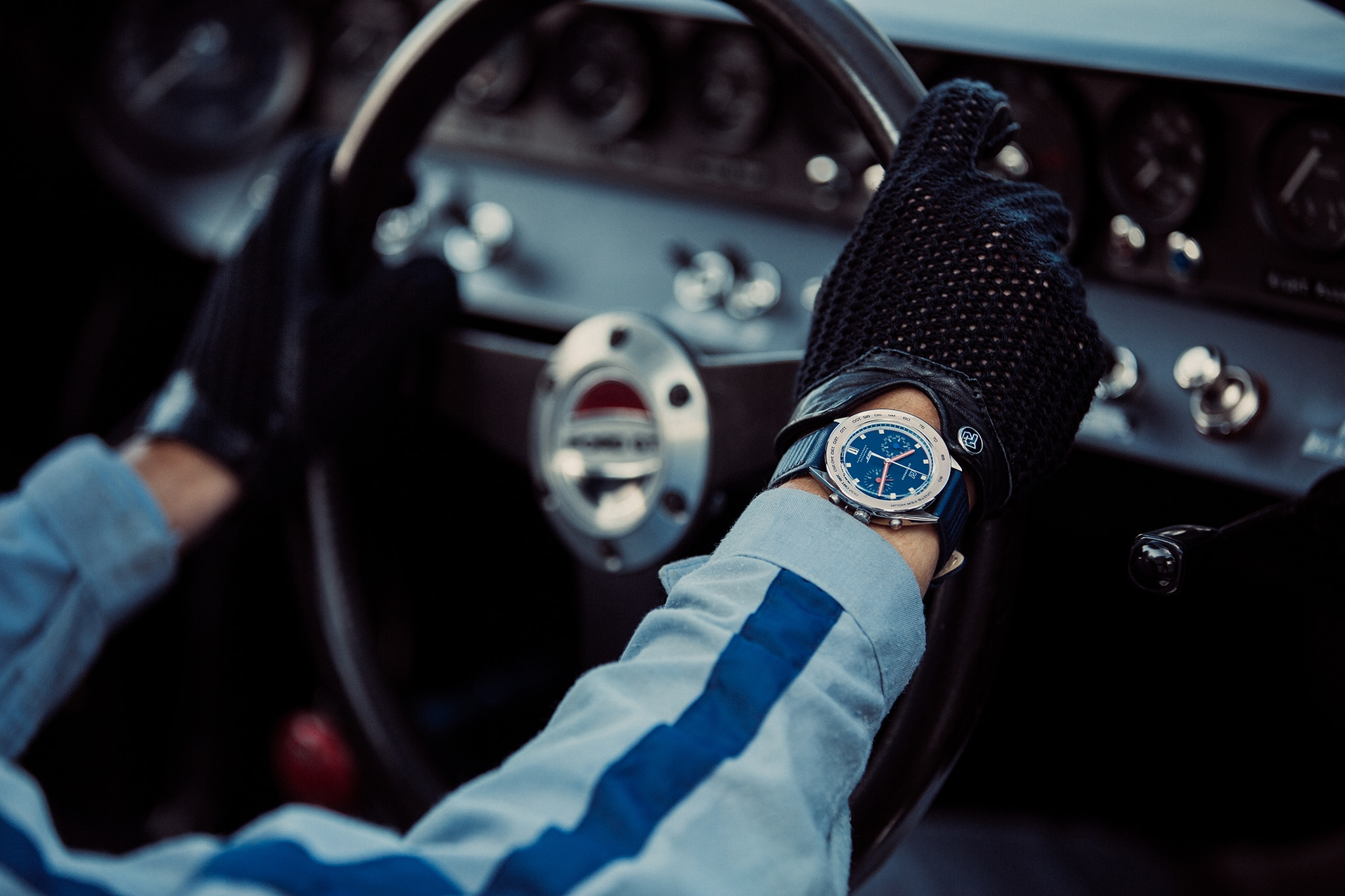 Autodromo Ford GT Endurance Chronograph In Car