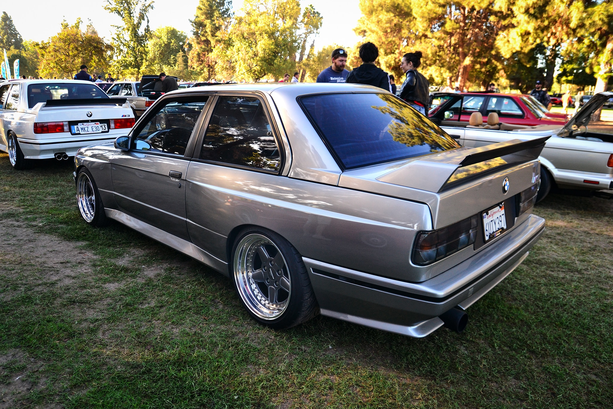 Nine Favorites from the 2017 Southern California Vintage BMW Meet ...