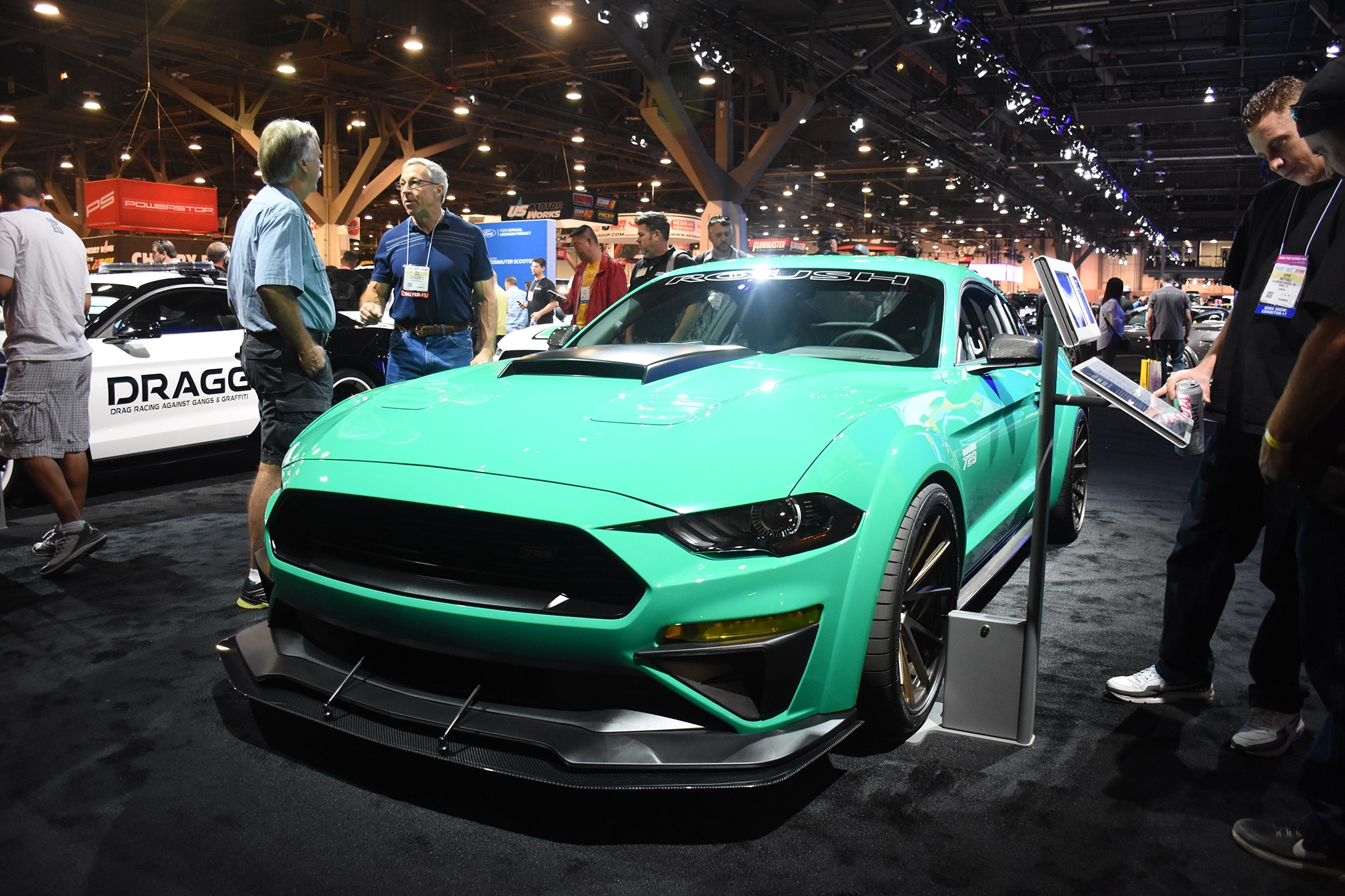 Best Ford Mustangs of SEMA 2017 | Automobile Magazine