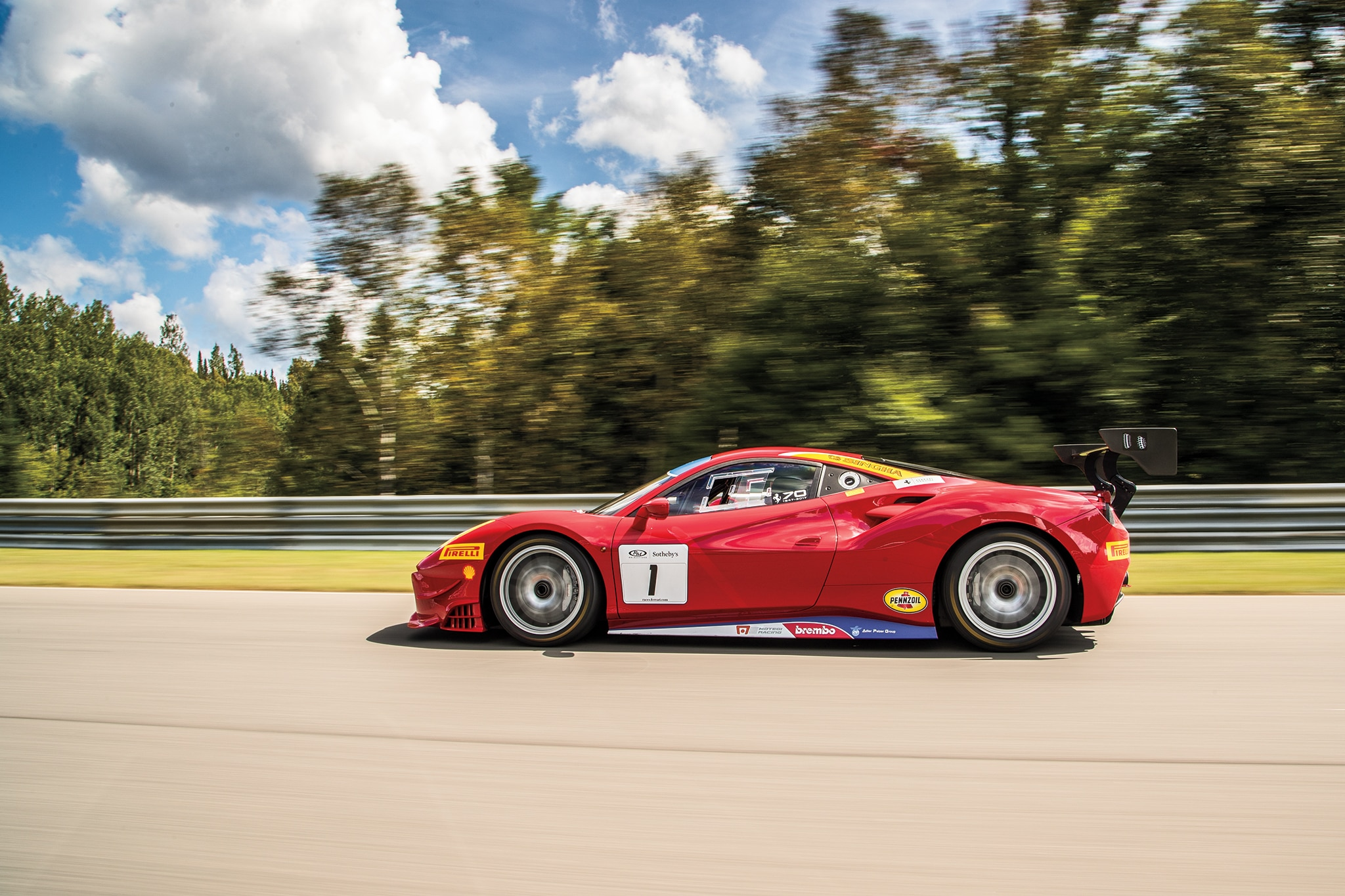Becoming a Ferrari 488 Challenge Race Driver | Automobile Magazine