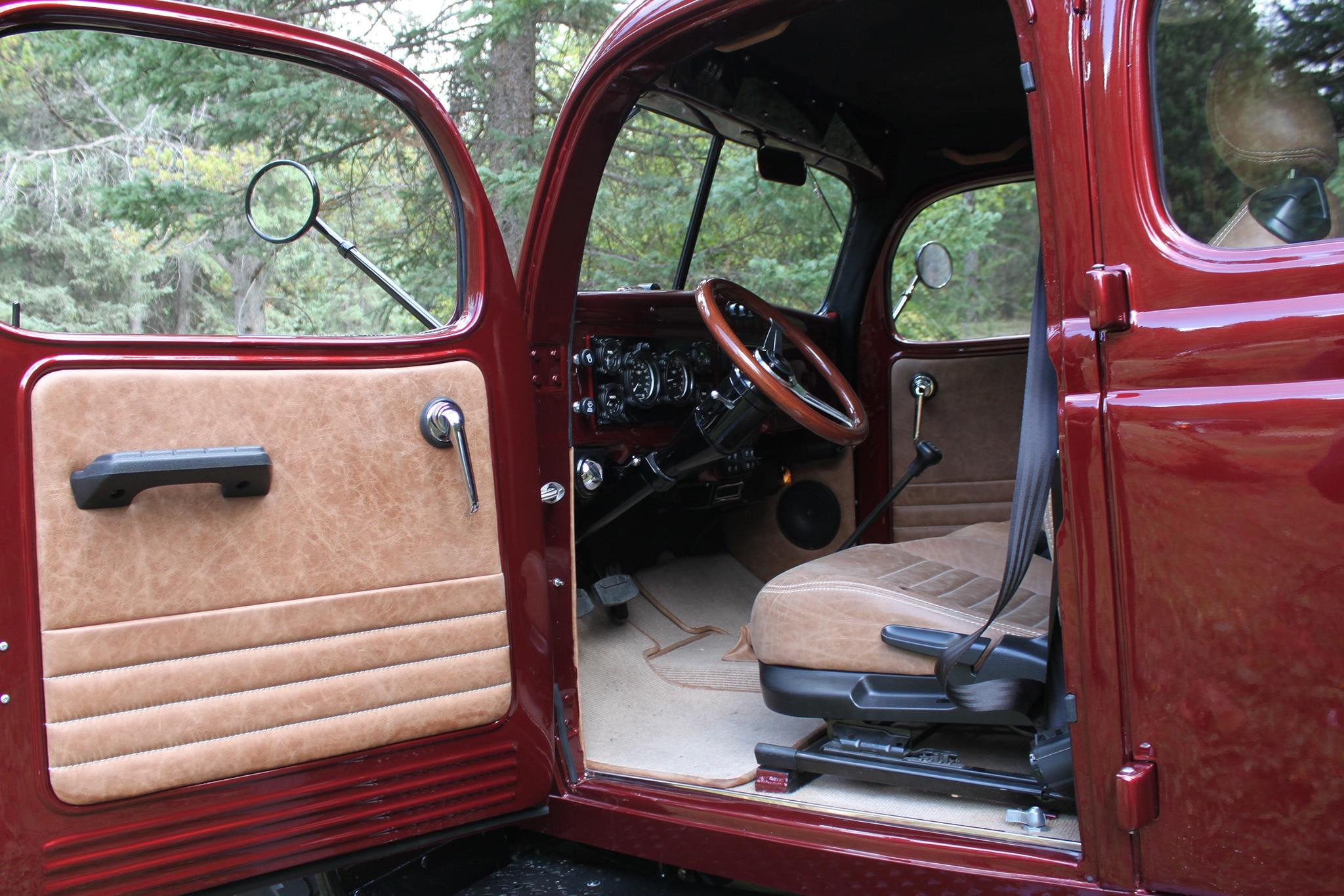 Legacy Classic Trucks Dodge Power Wagon Defines Custom Off-Road ...