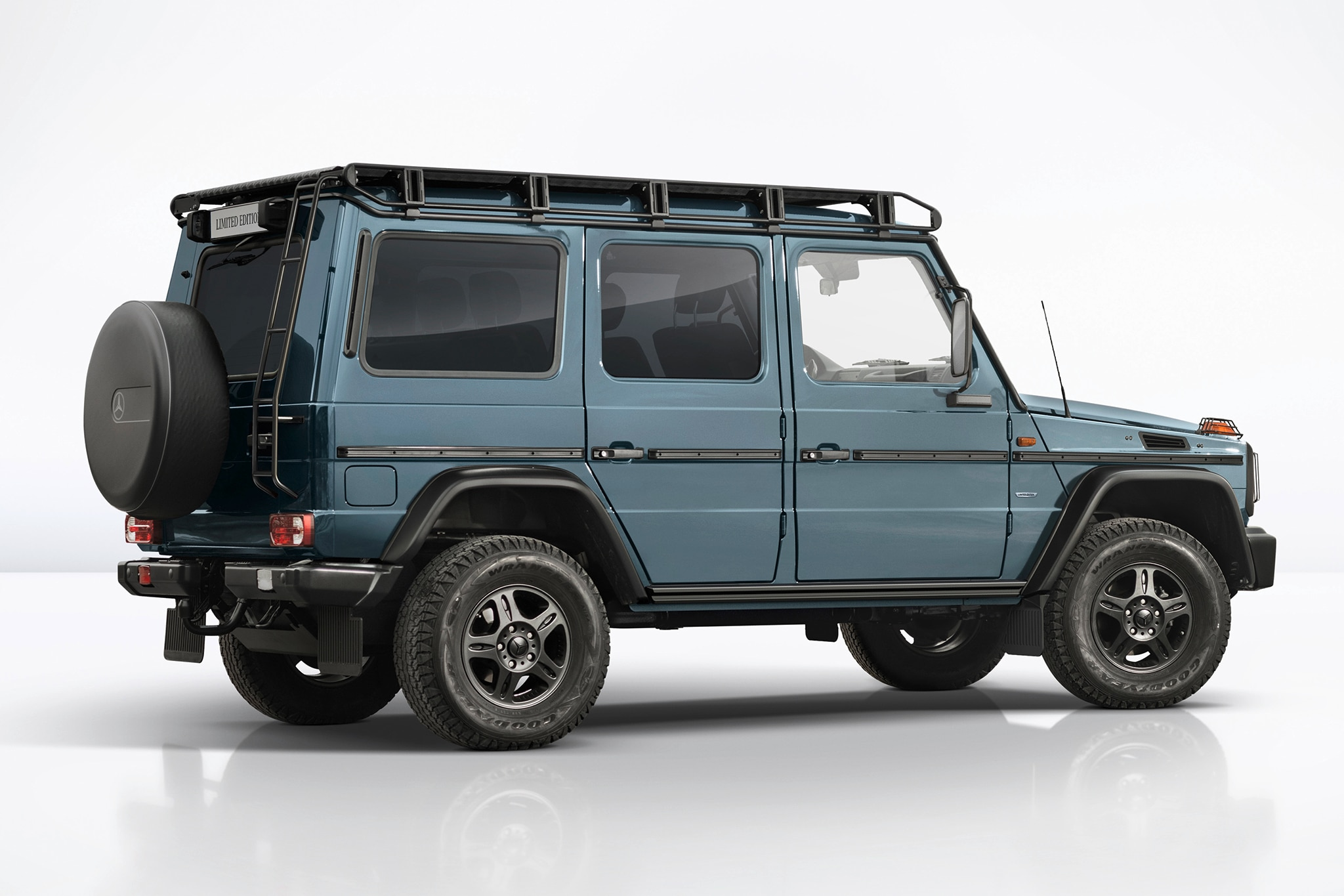 Mercedes Benz G Wagen Limited Edition