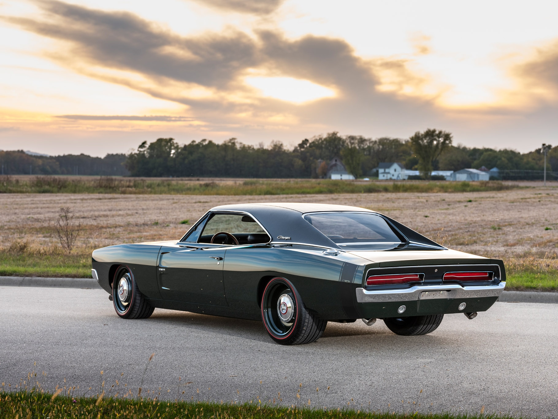 ringbrothers 1969 dodge charger restomod is an exercise in restraint automobile magazine. Black Bedroom Furniture Sets. Home Design Ideas
