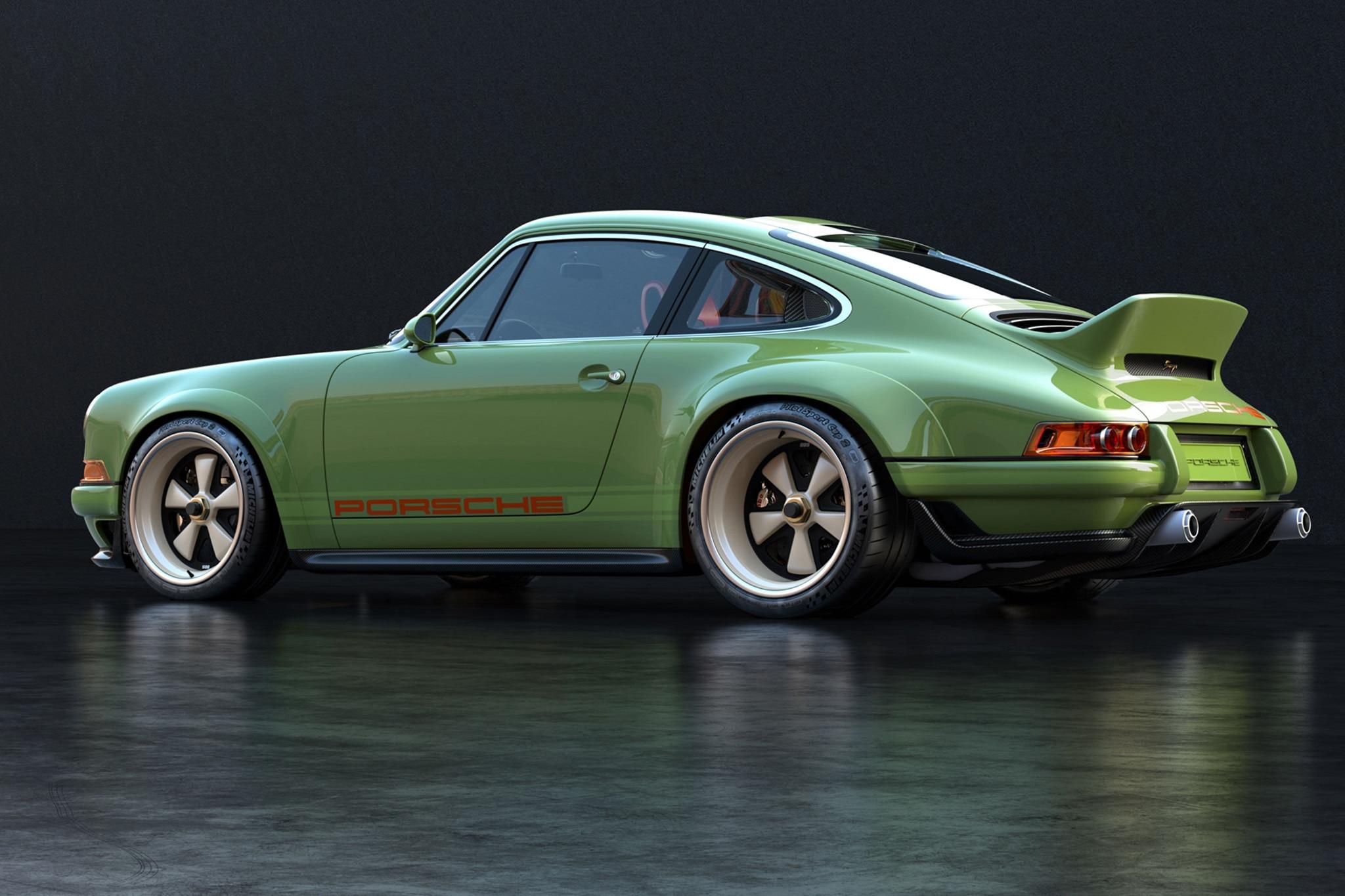 Singer finally reveals its 500-HP Porsche monster