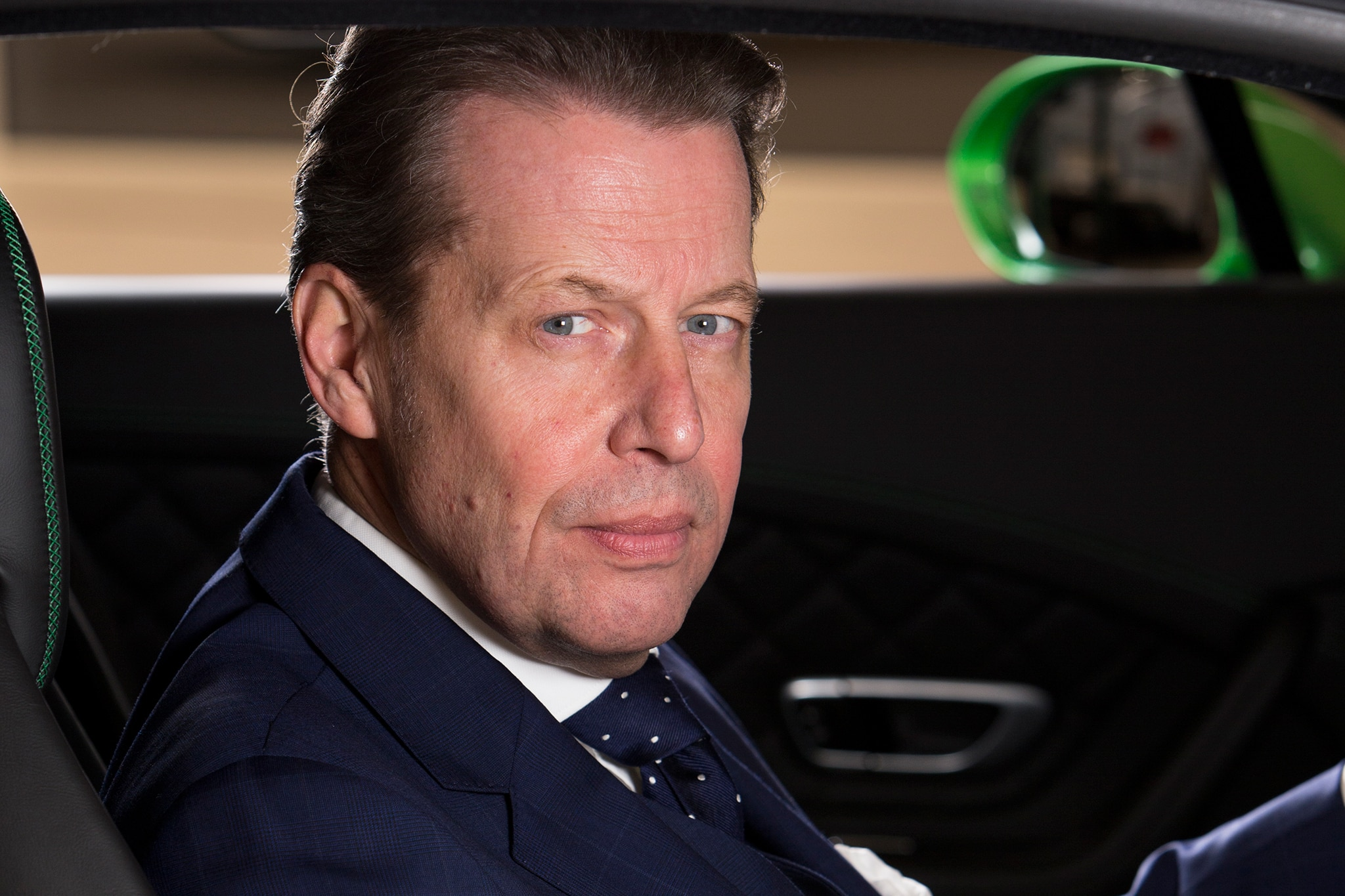 Catching Up With: Bentley Director of Design Stefan Sielaff | Automobile Magazine