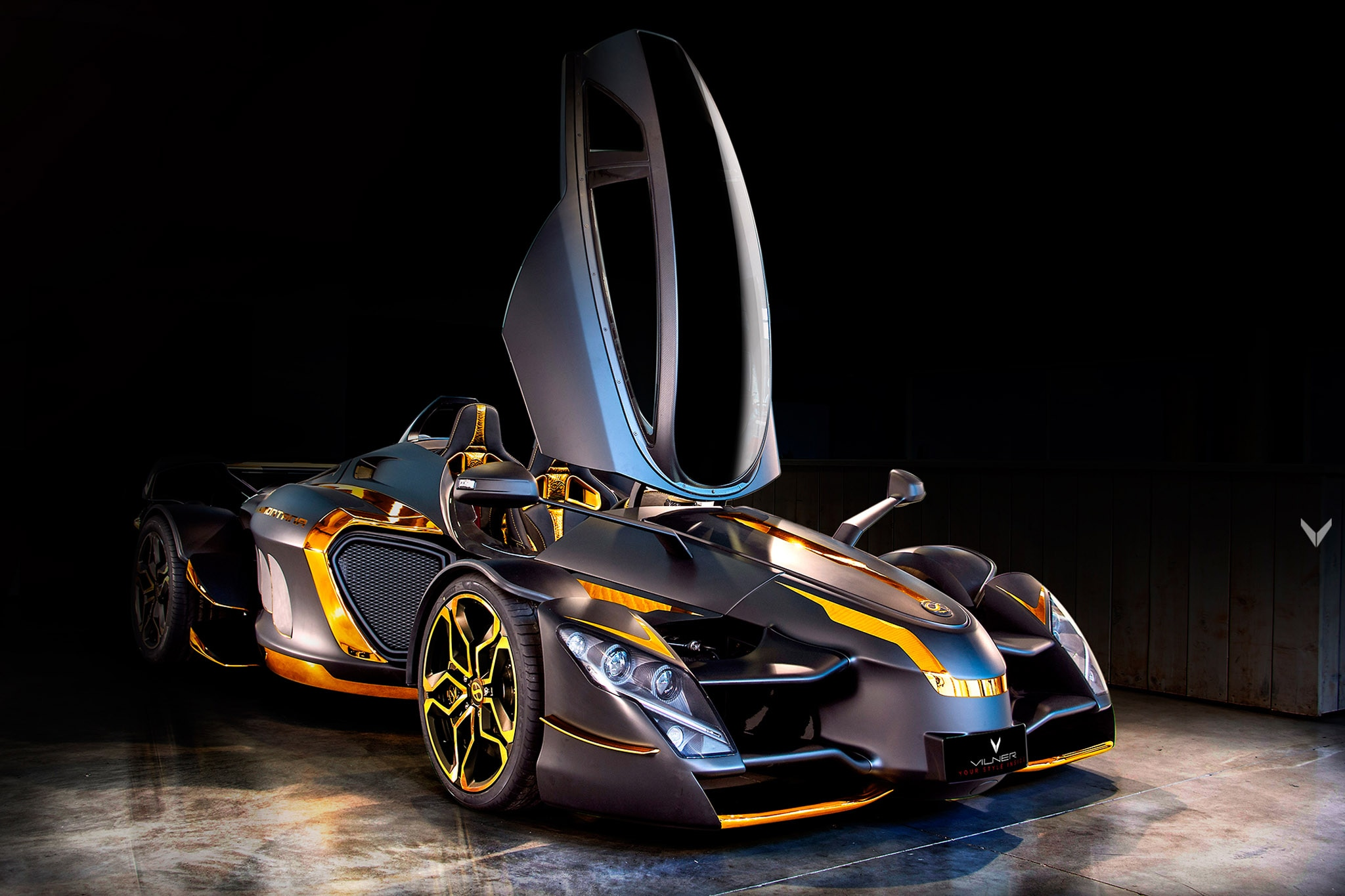 2017 Ad Tramontana Receives Vilner S Golden Touch