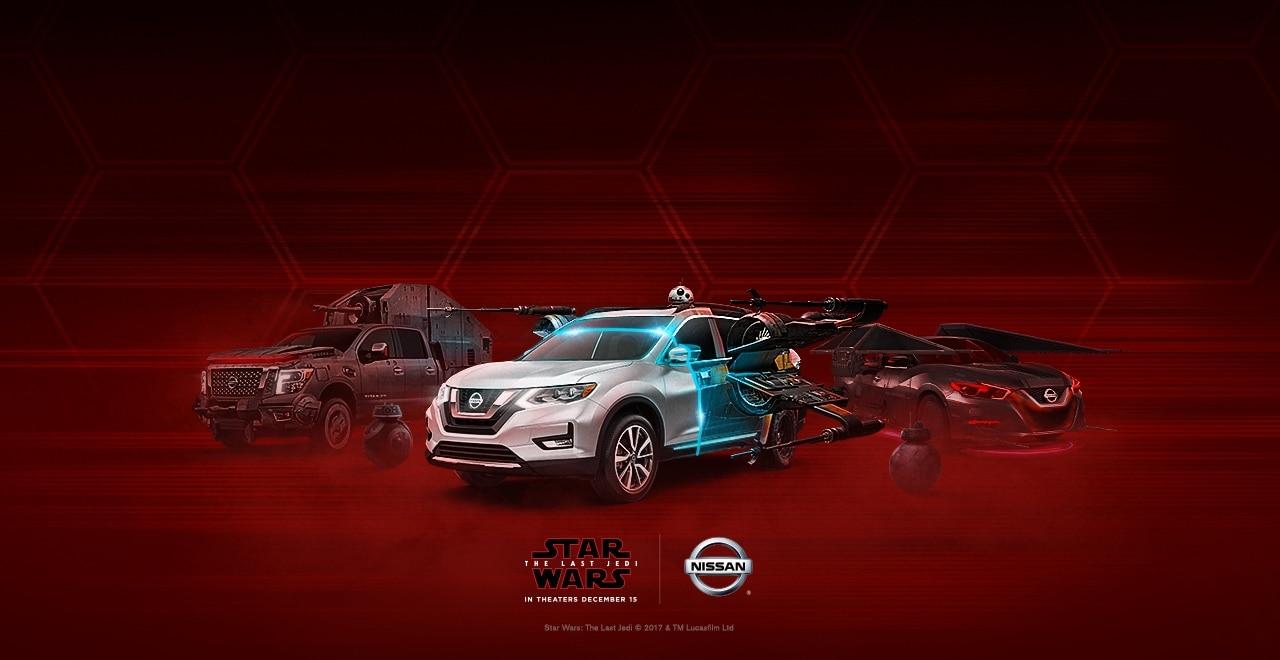 Nissan Star Wars The Last Jedi