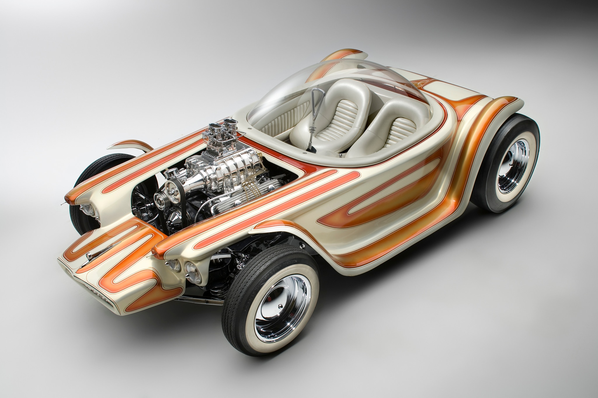 "Toyota Long Island >> ""Big Daddy"" Ed Roth Custom Cars to be Shown at 2018 Amelia ..."