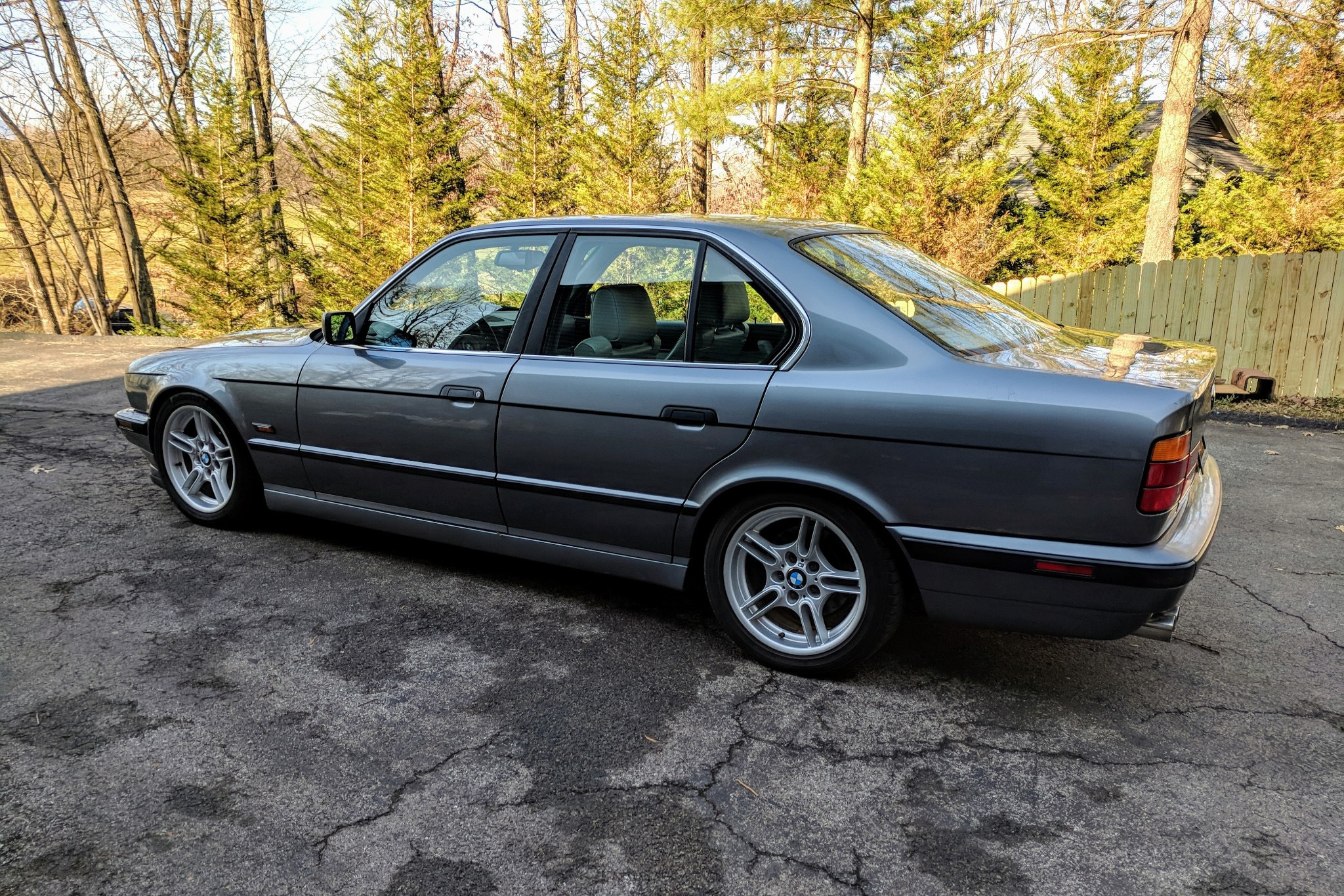 Just listed tastefully modified 1995 bmw e34 540i automobile 25 sciox Image collections