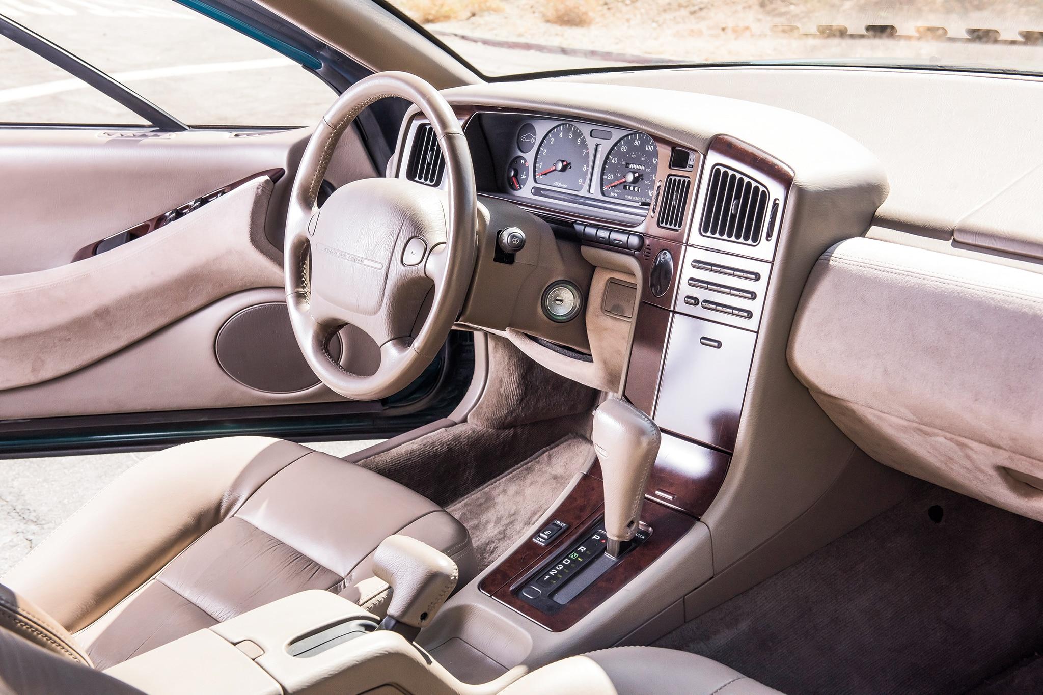 Hagerty Price Guide >> 1992-1997 Subaru SVX Collectible Classic | Automobile Magazine