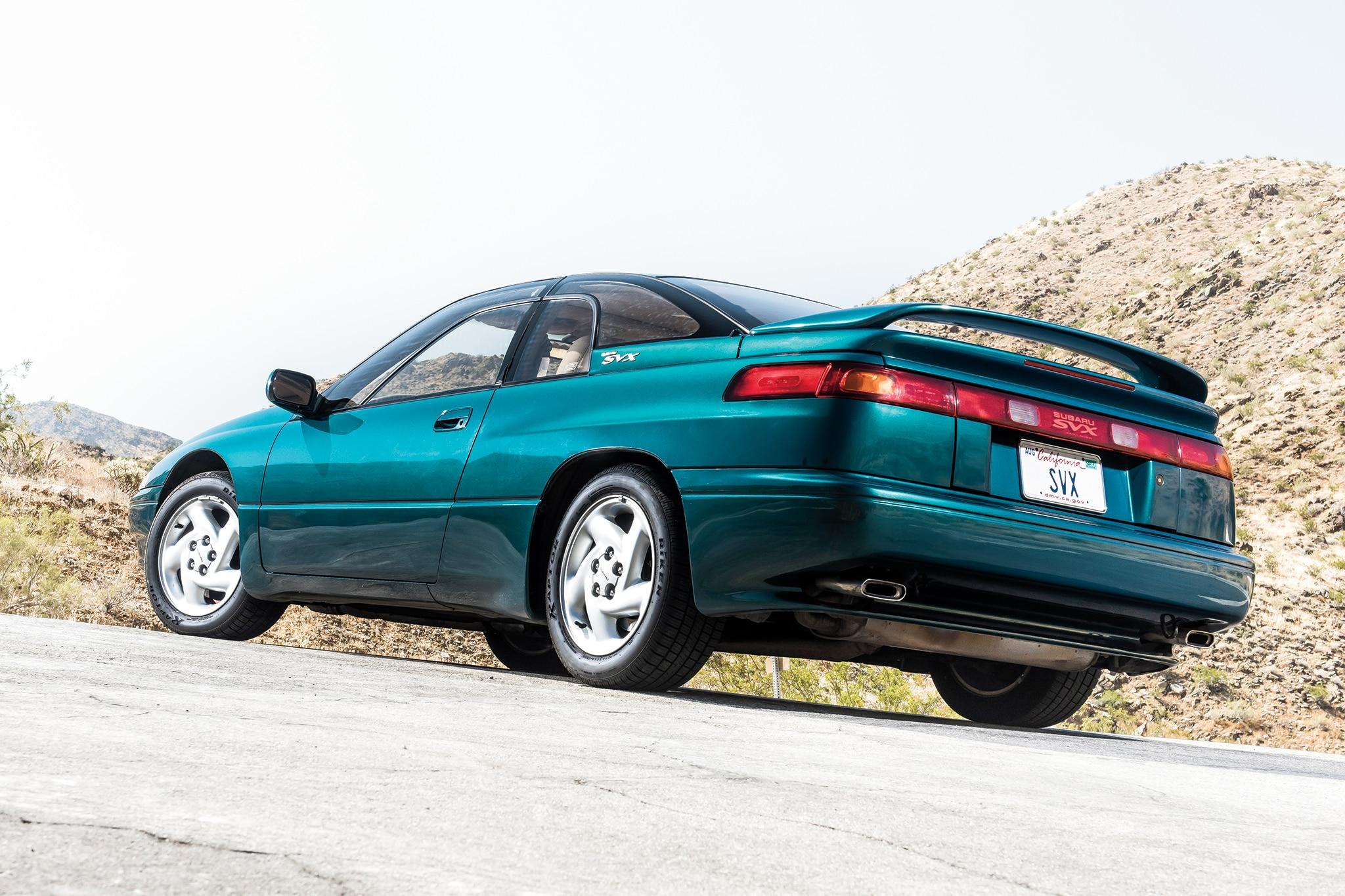 1992-1997 Subaru SVX Collectible Classic | Automobile Magazine