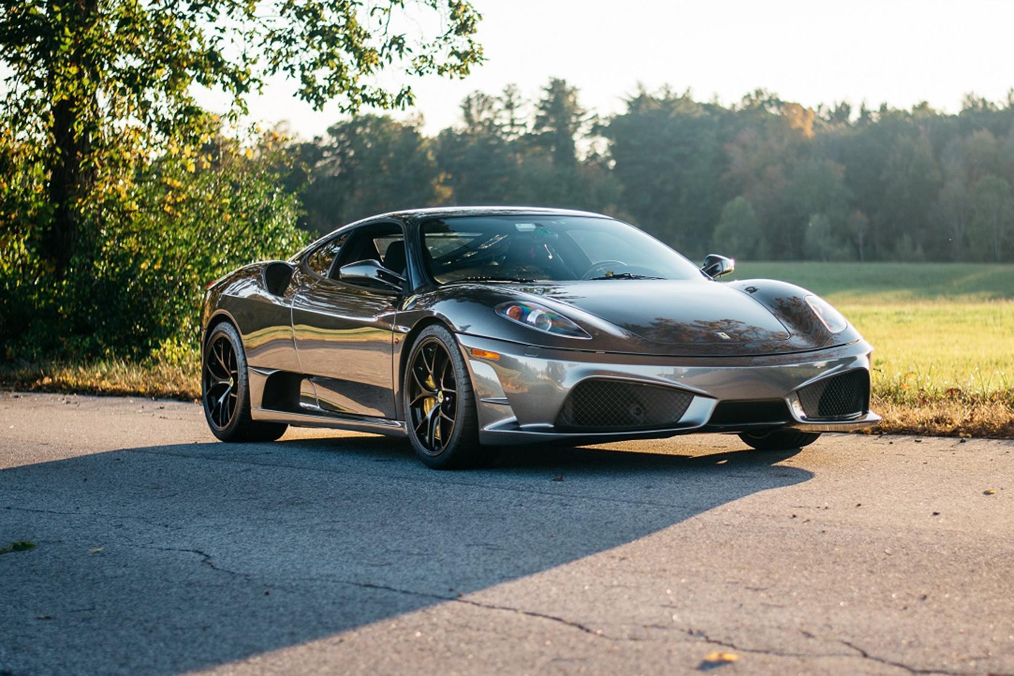2007 Ferrari F430 Just Listed Front Three Quarters
