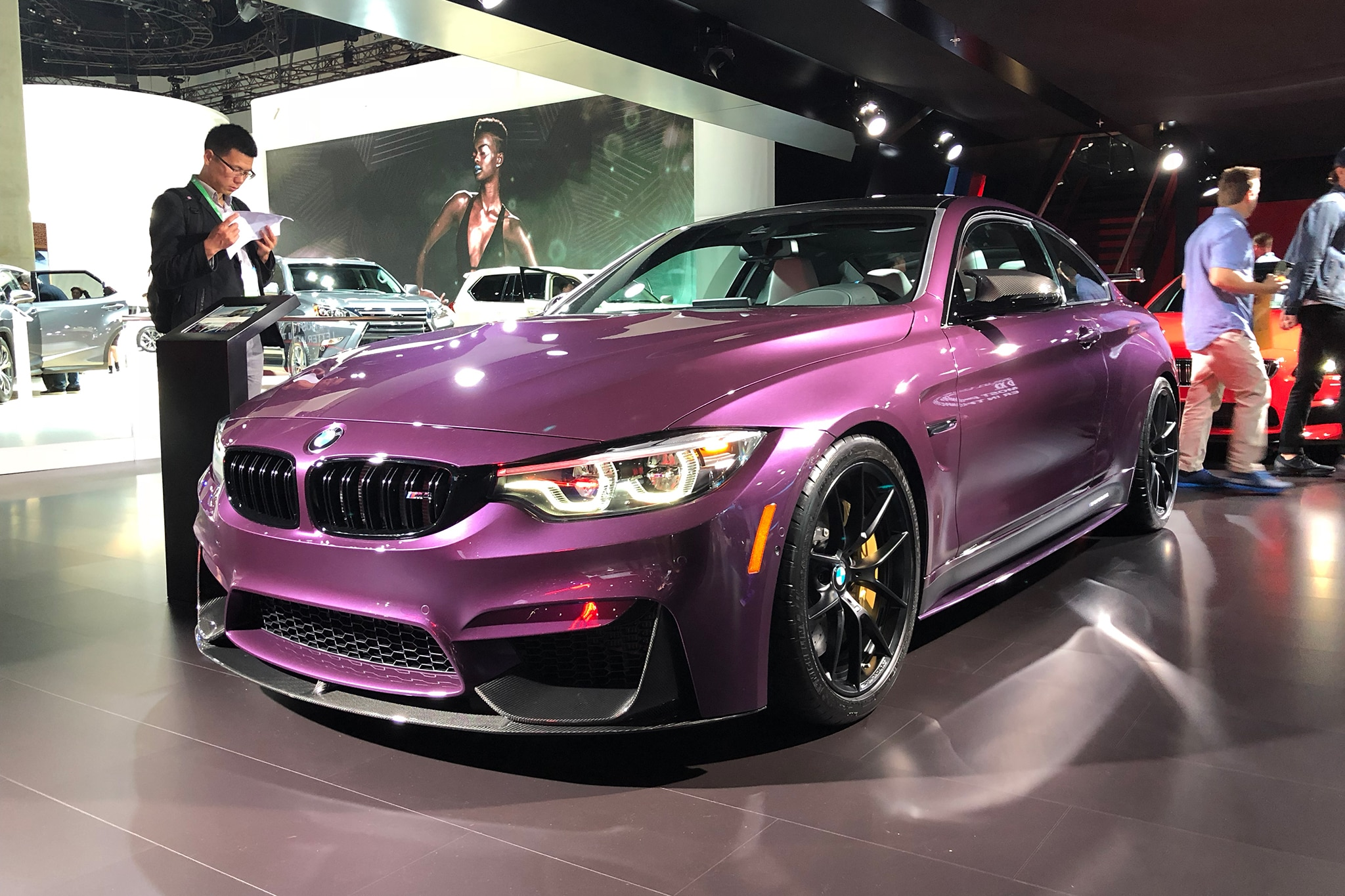 Five oddities and easter eggs from the 2017 l a auto show - Auto motor show ...