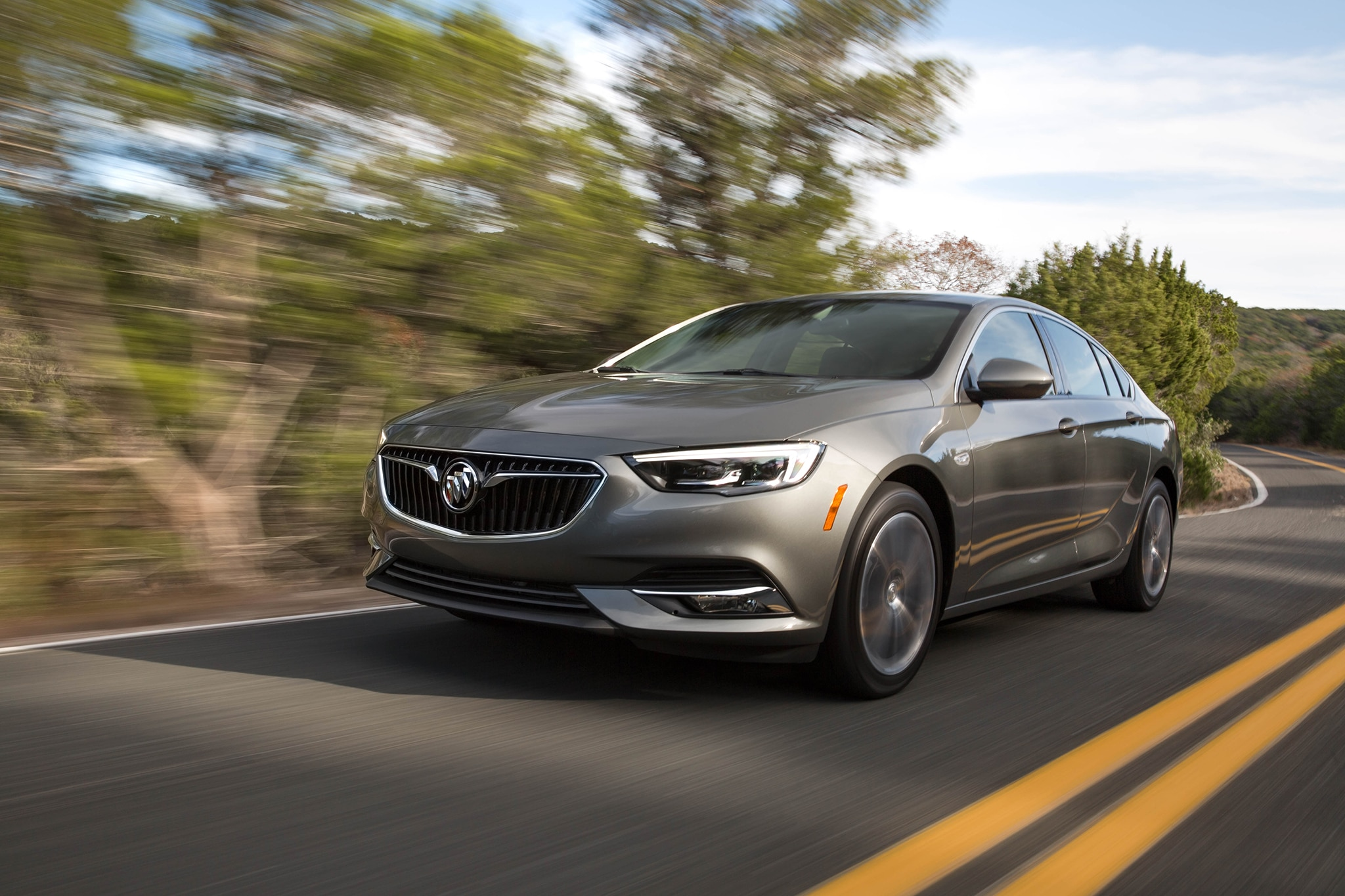 2018 Buick Regal Sportback First Drive Review