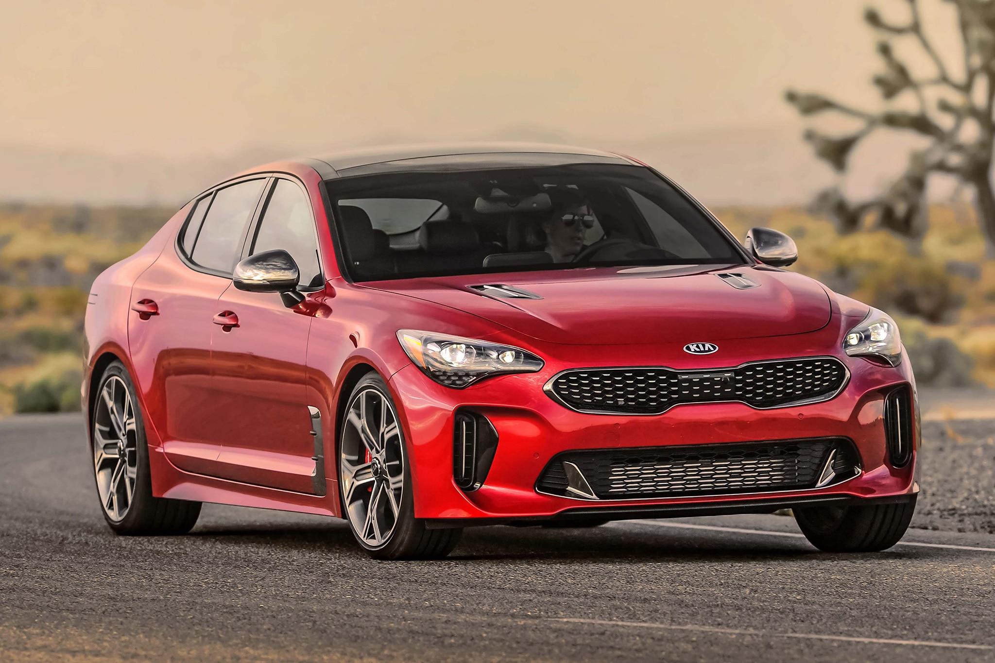 2018 kia stinger gt quick take review automobile magazine. Black Bedroom Furniture Sets. Home Design Ideas