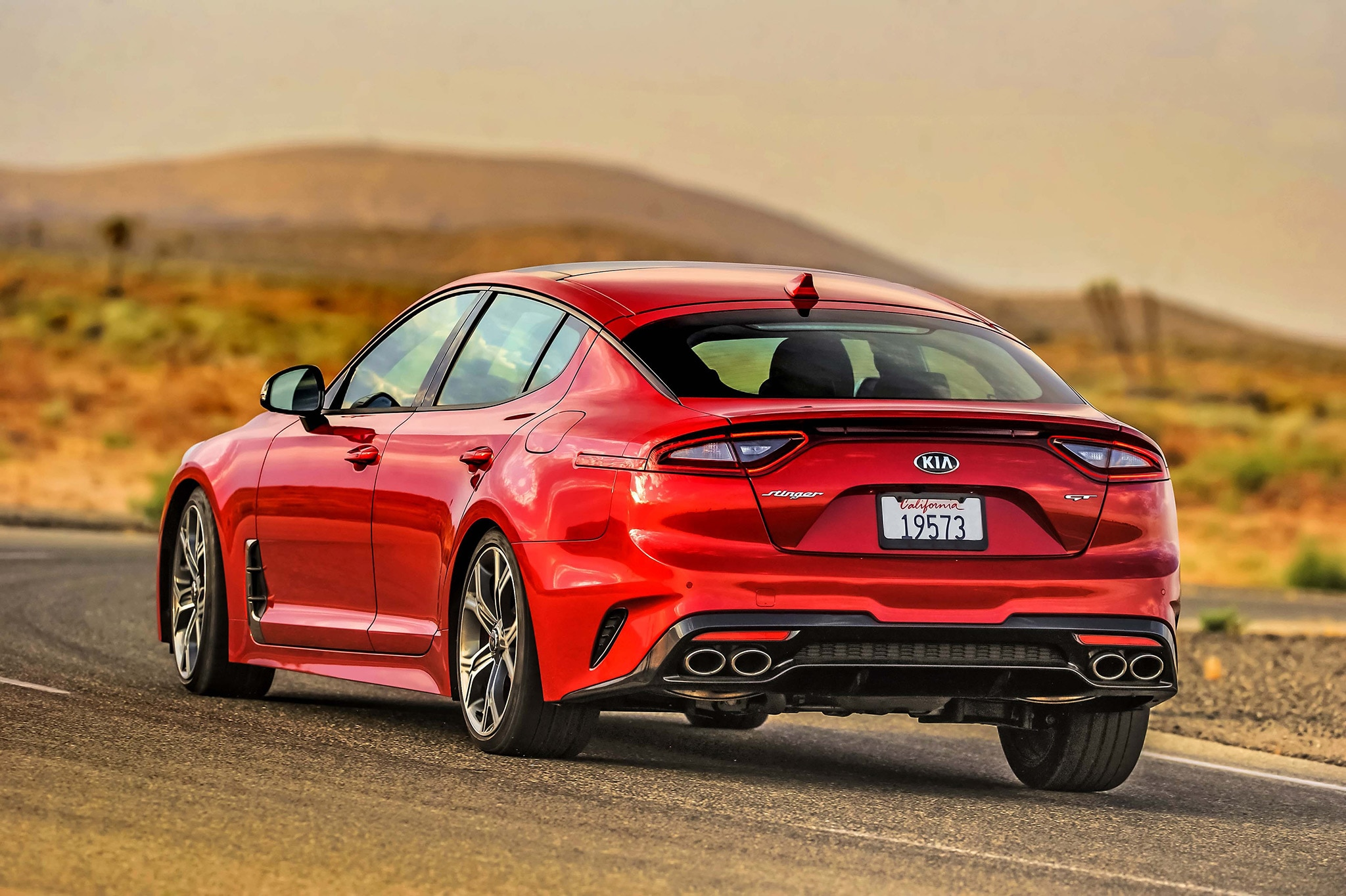 Kia Stinger Msrp >> 2018 Kia Stinger GT Quick Take Review | Automobile Magazine