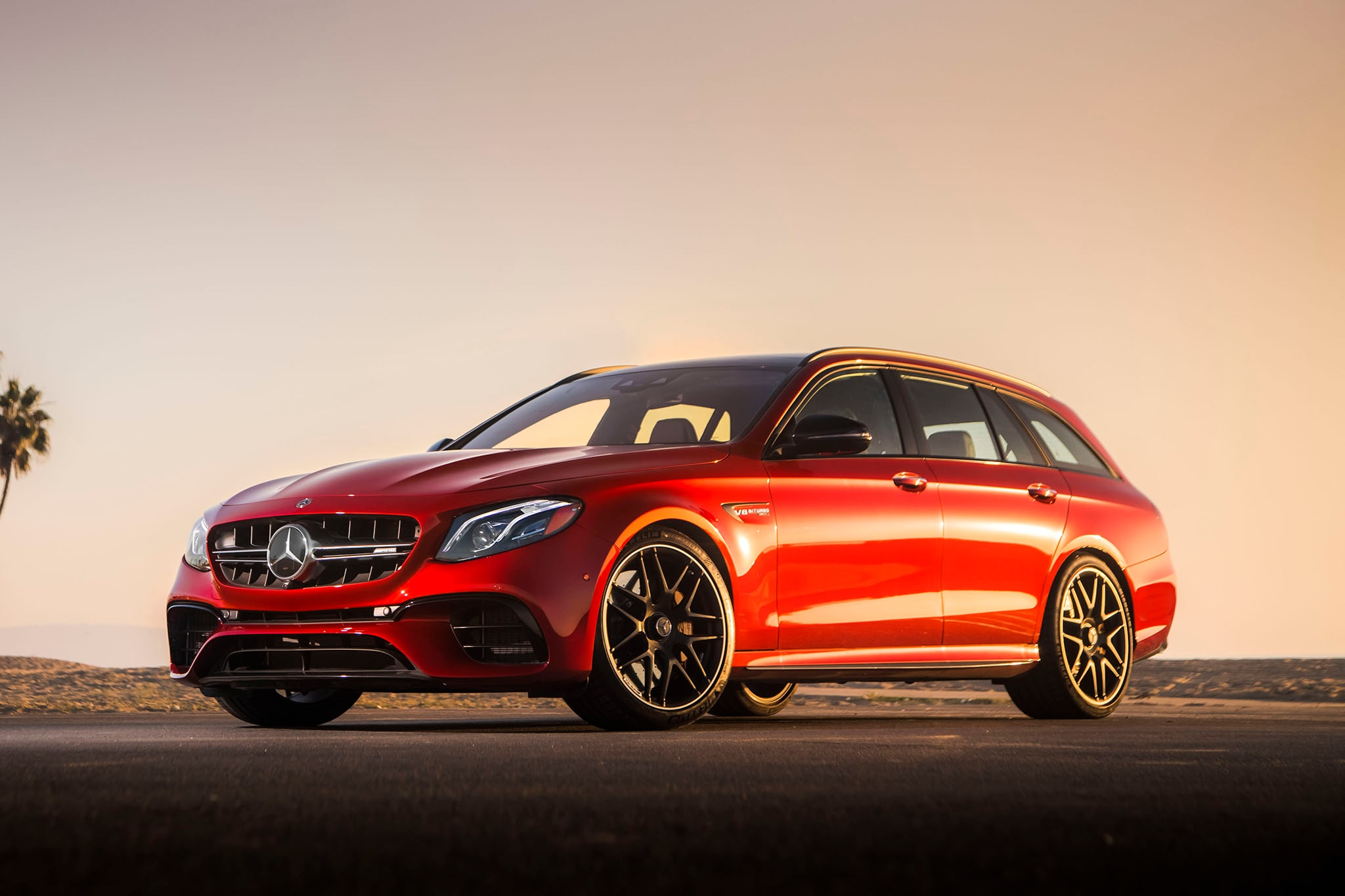 2018 mercedes amg e63 s wagon priced from 107 945 automobile magazine. Black Bedroom Furniture Sets. Home Design Ideas