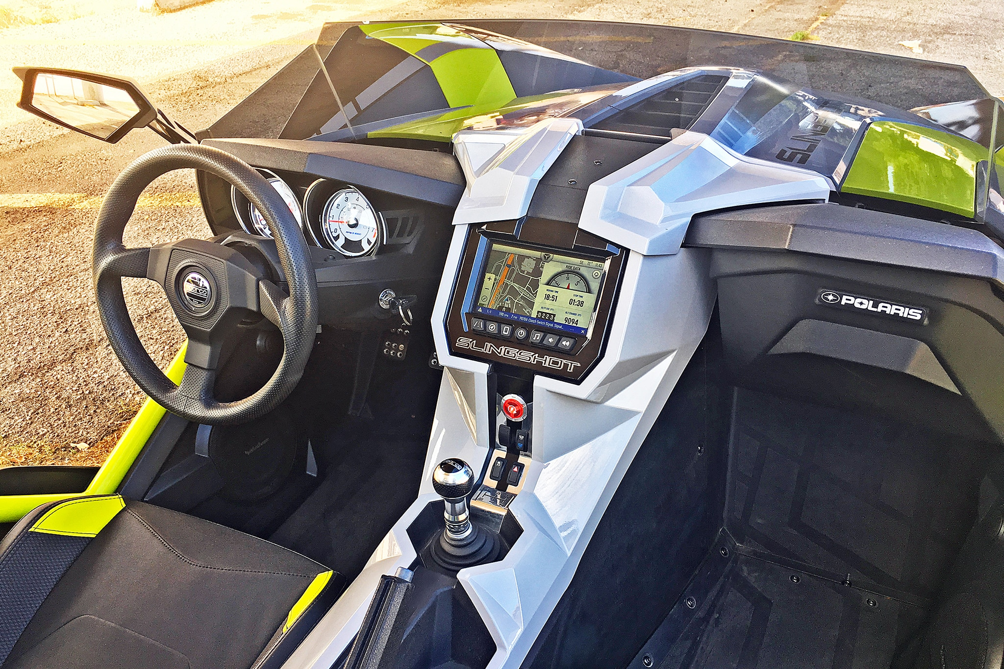 2018 polaris slingshot slr se one week review automobile magazine. Black Bedroom Furniture Sets. Home Design Ideas