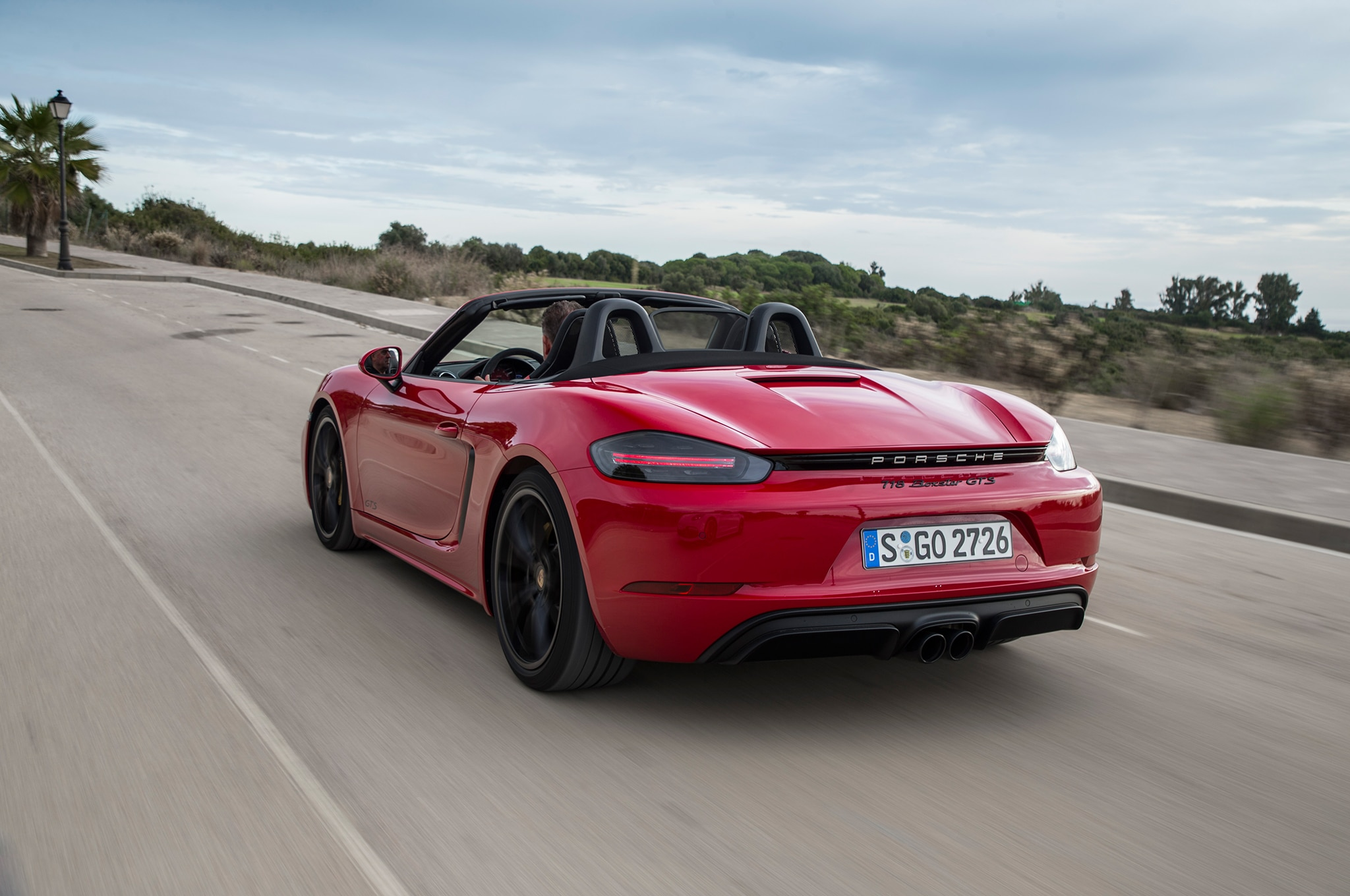 The Porsche 911 S Future Is Secure The 718 S