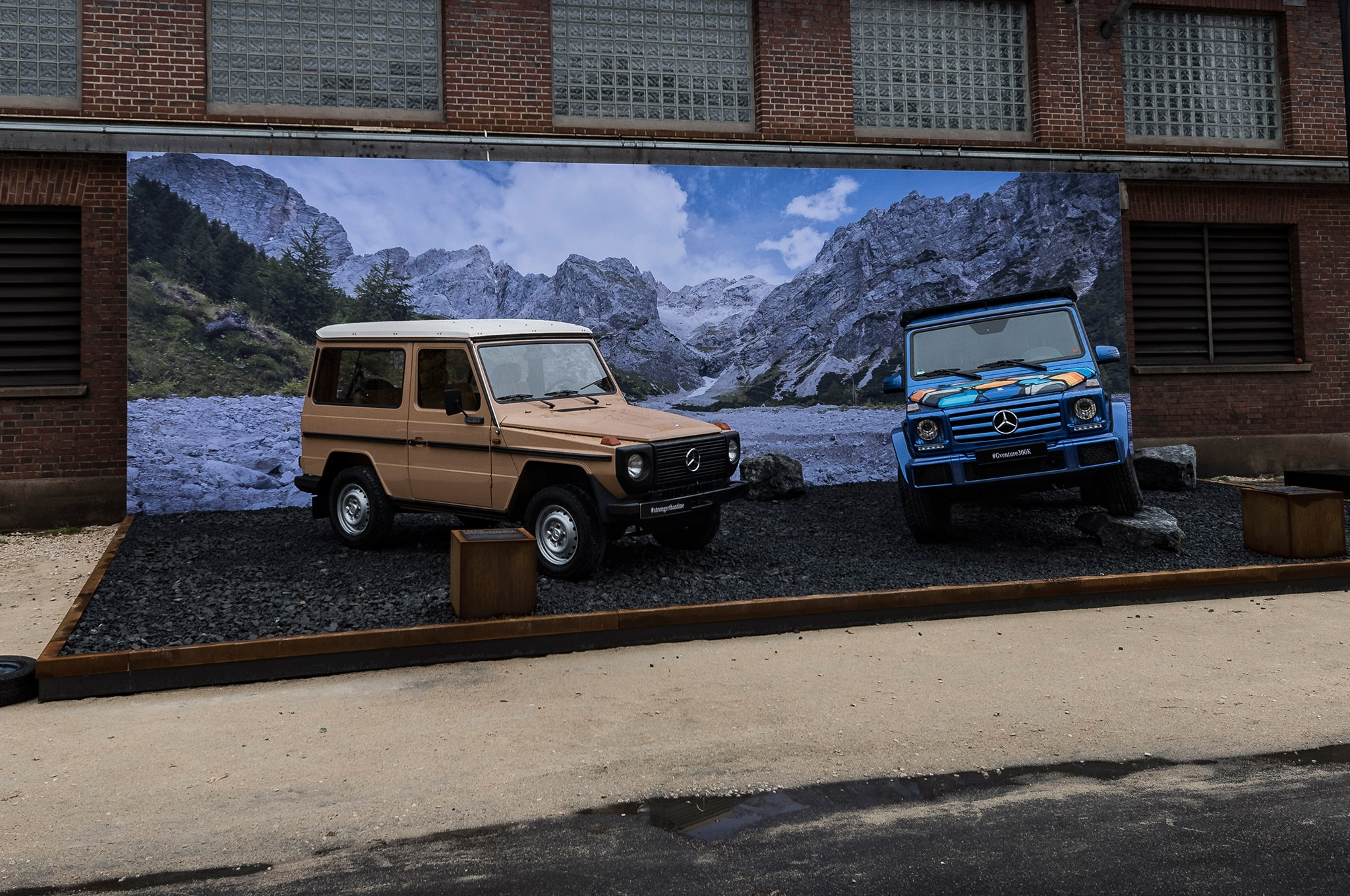 Heritage Meets High-Tech in the 2019 Mercedes-Benz G-Class ...