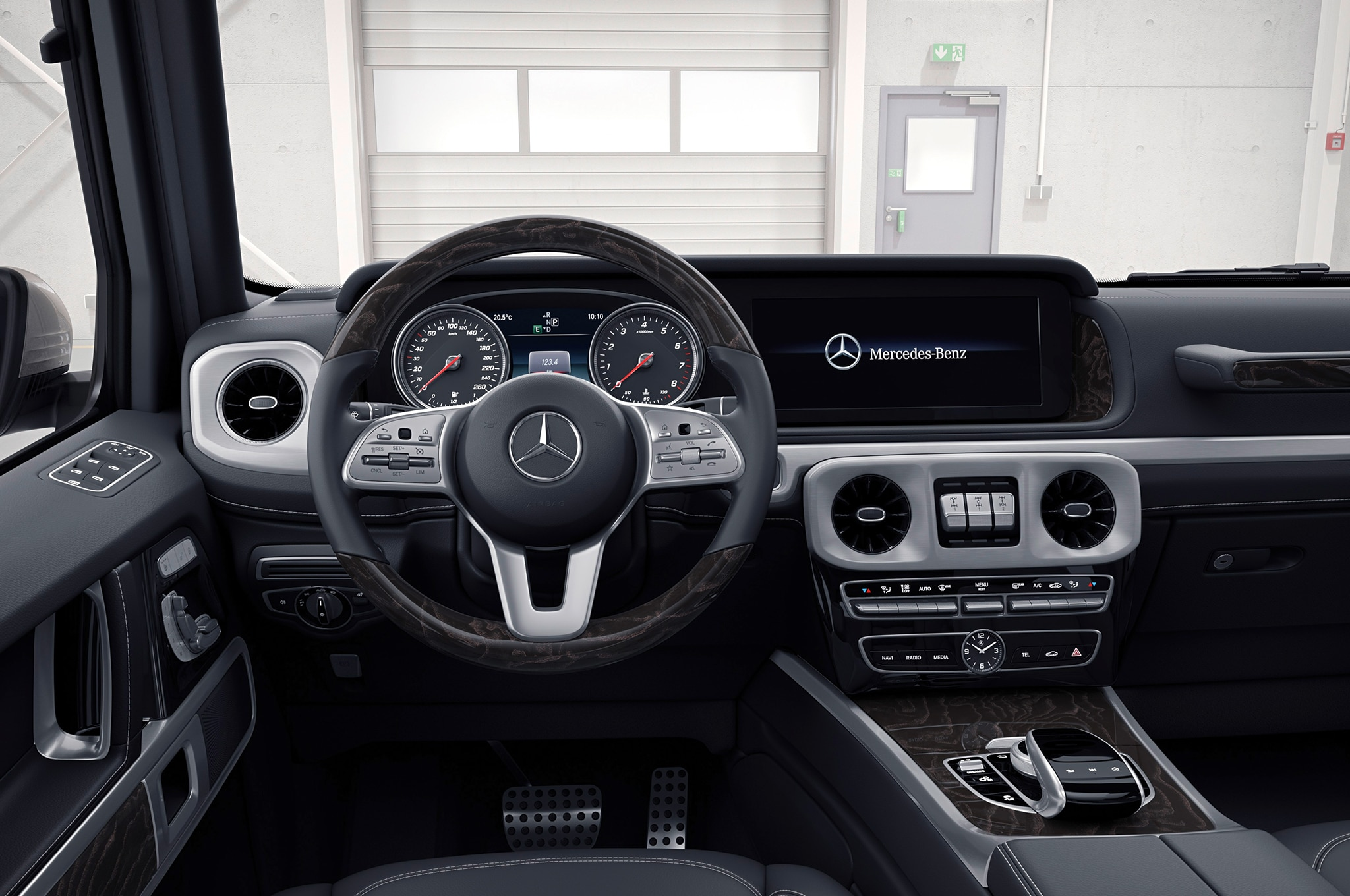 Heritage Meets High Tech In The 2019 Mercedes Benz G Class Automobile Magazine