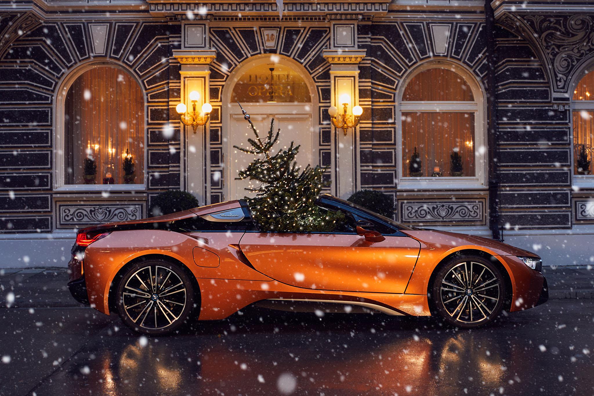 BMW X Mas
