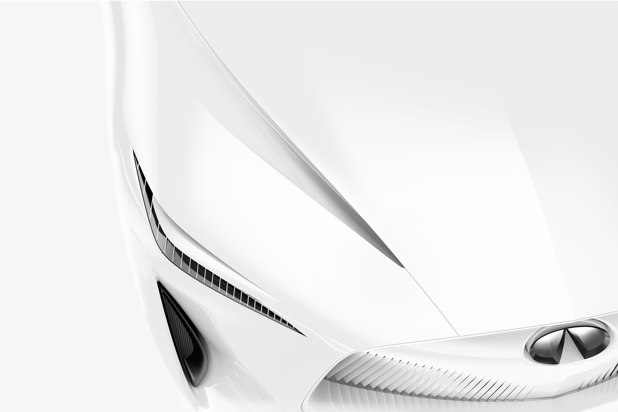 Infiniti Drops A Bomb With New Sedan Concept Teaser — NAIAS