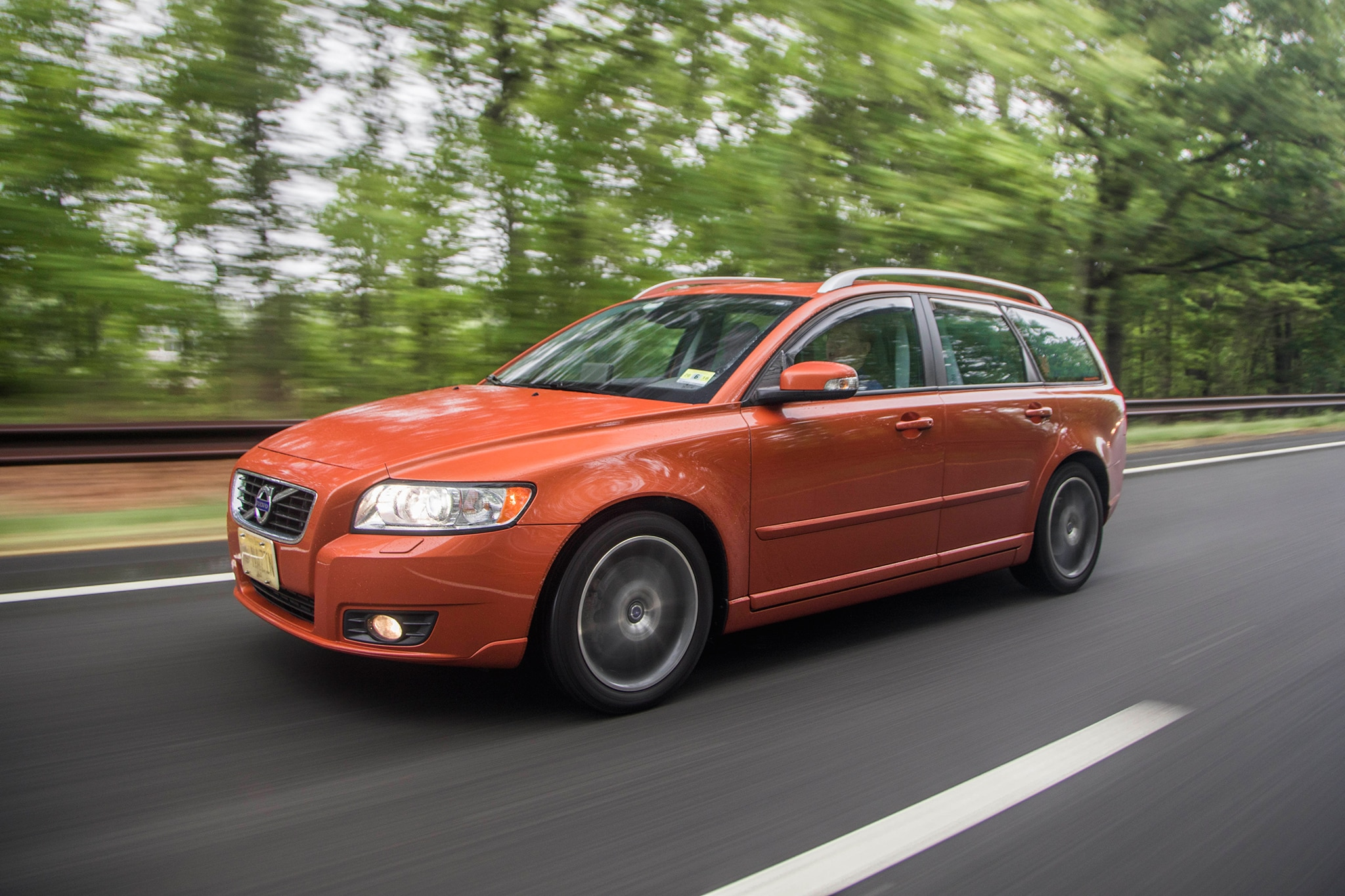 Volvo South Carolina >> The Volvo Wagon Armada | Automobile Magazine