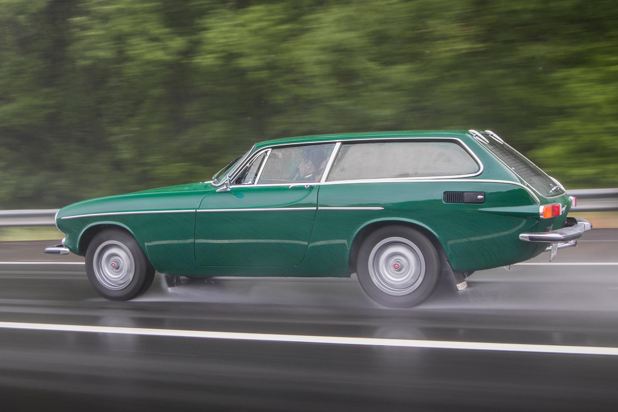The Volvo Wagon Armada   Automobile Magazine