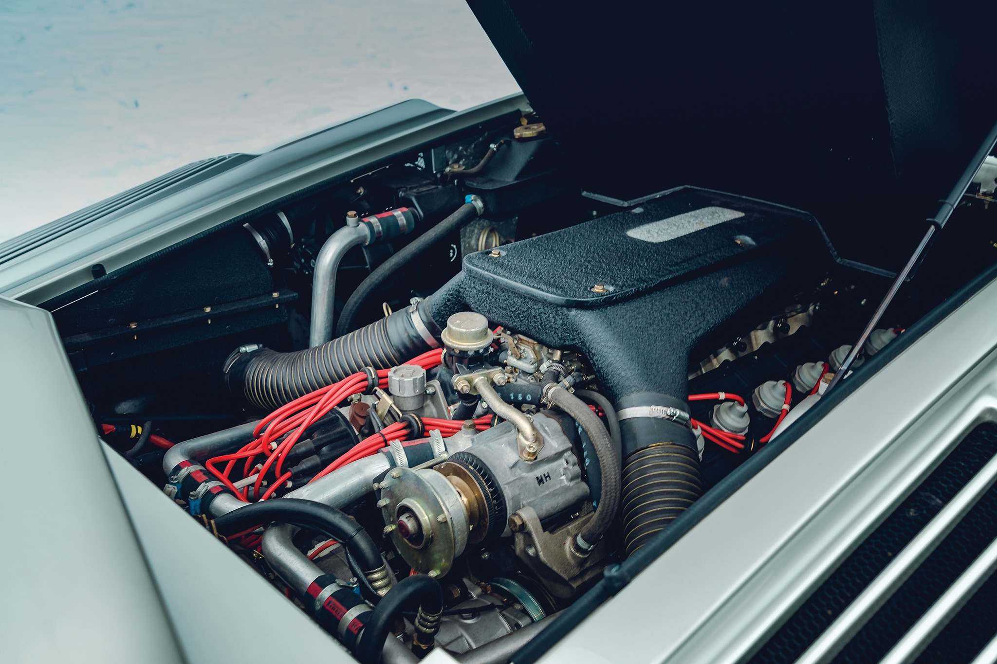 Just Listed 1991 Lamborghini Countach 25th Anniversary