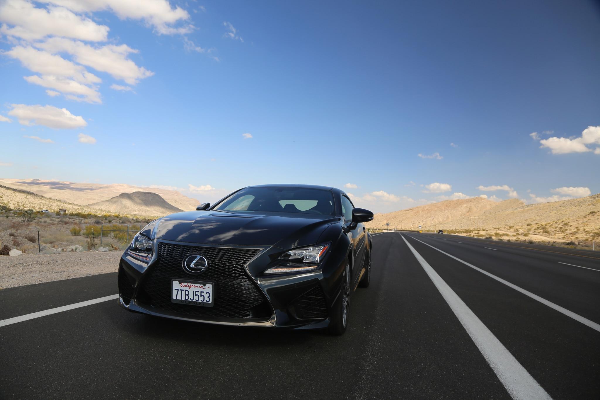 gear review car lexus reviews top rc interior