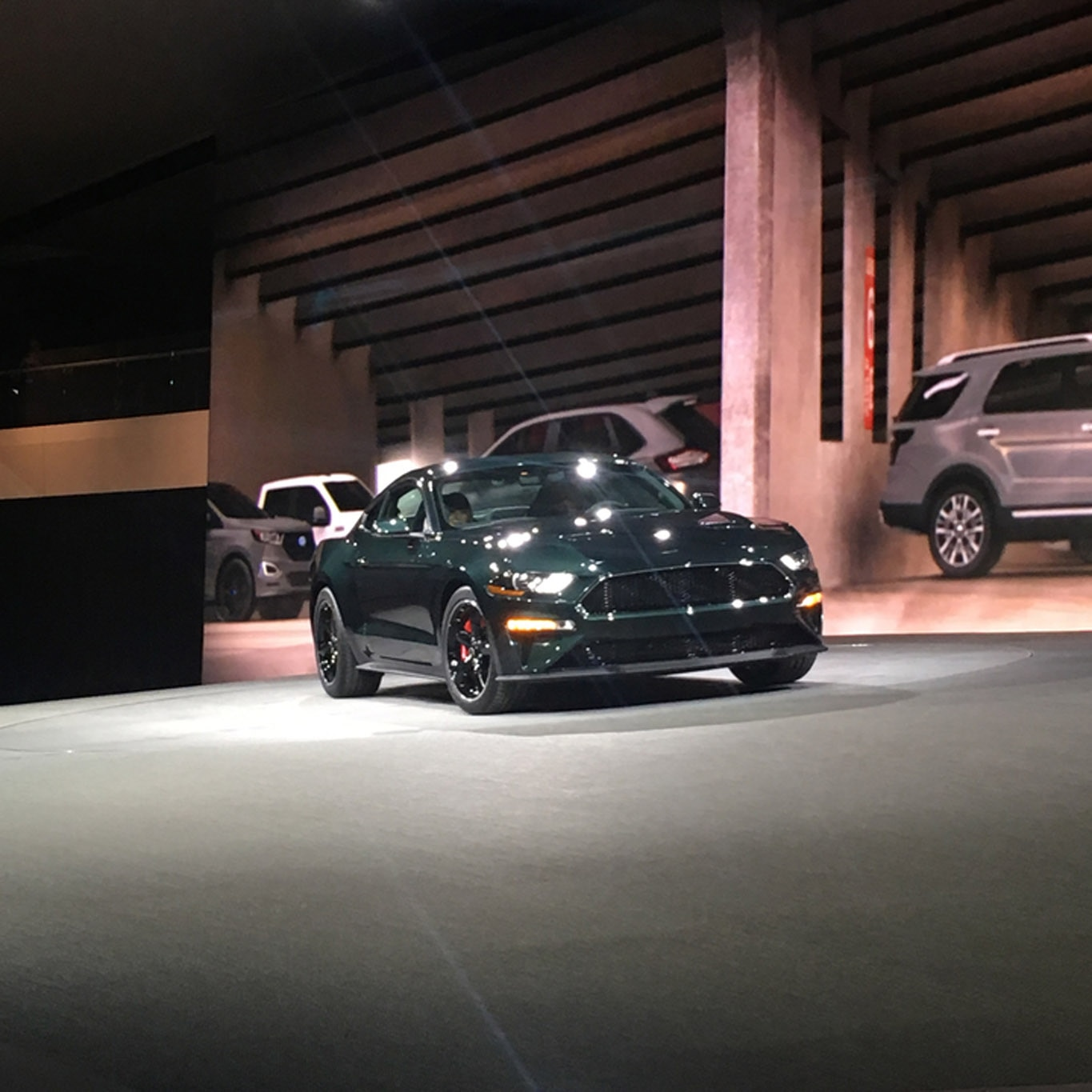 All Types mustang pictures : 2019 Ford Mustang Bullitt is Back for Film's 50th | Automobile ...