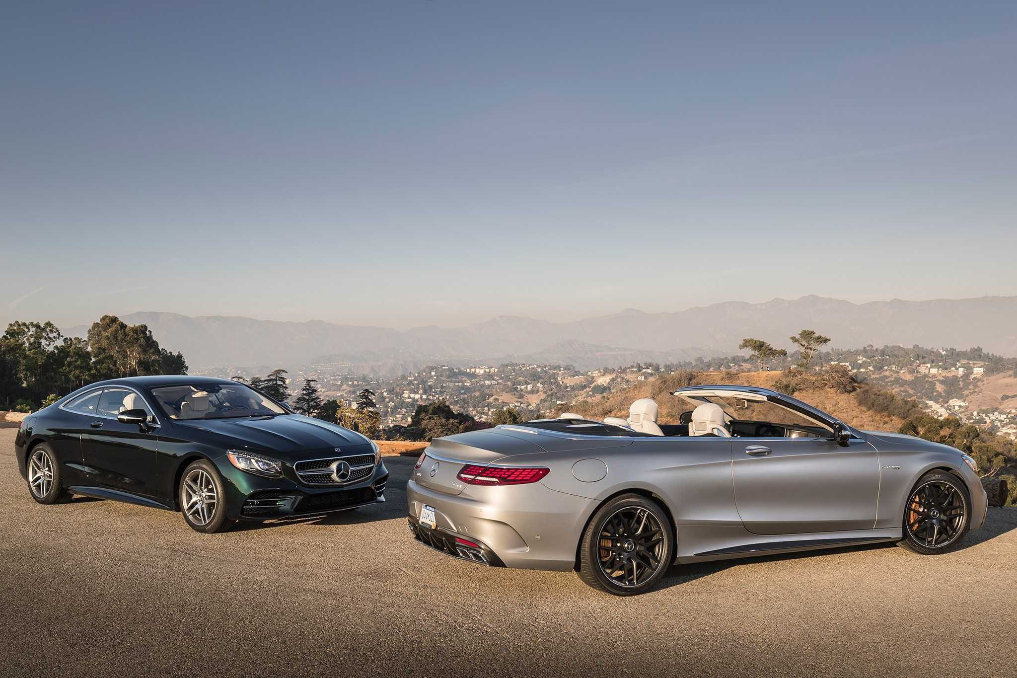 2018 mercedes amg s class coupe and cabriolet first drive for Mercedes benz s63 amg 2018