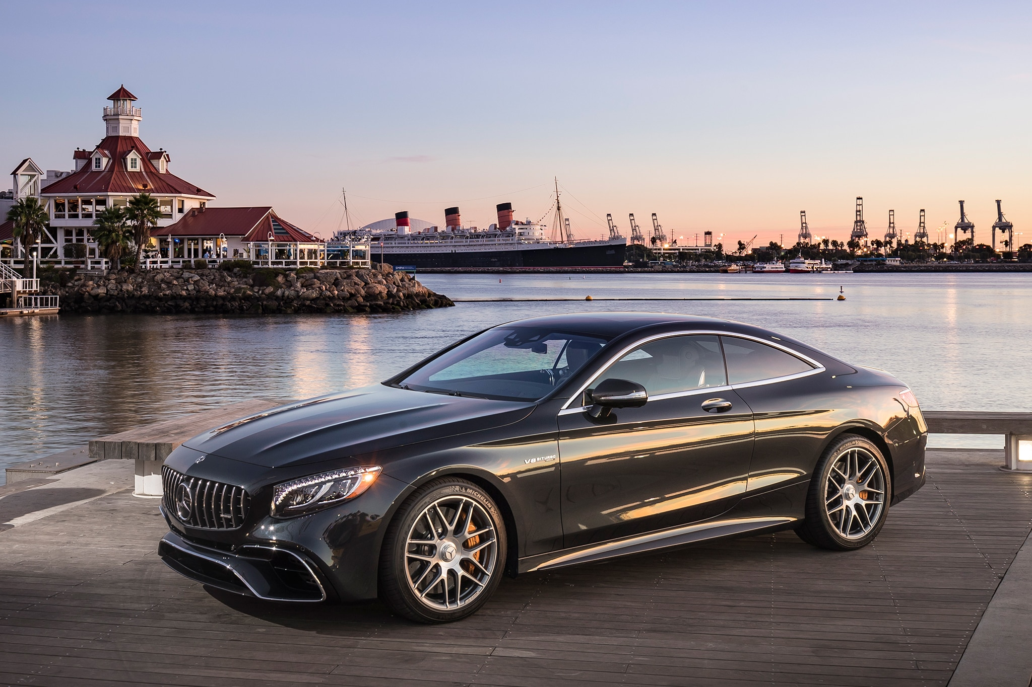 2018 mercedes amg s class coupe and cabriolet first drive. Black Bedroom Furniture Sets. Home Design Ideas