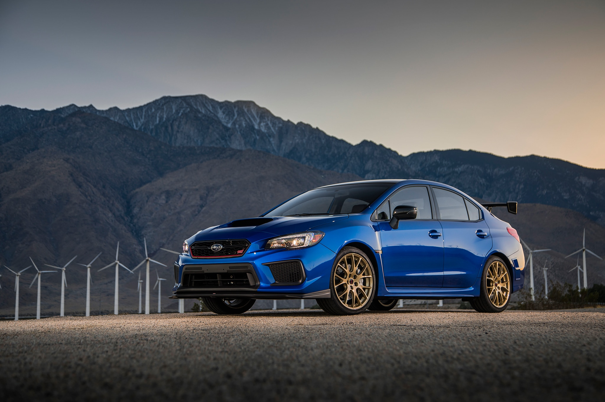 2018 subaru wrx sti type ra first drive review automobile magazine. Black Bedroom Furniture Sets. Home Design Ideas