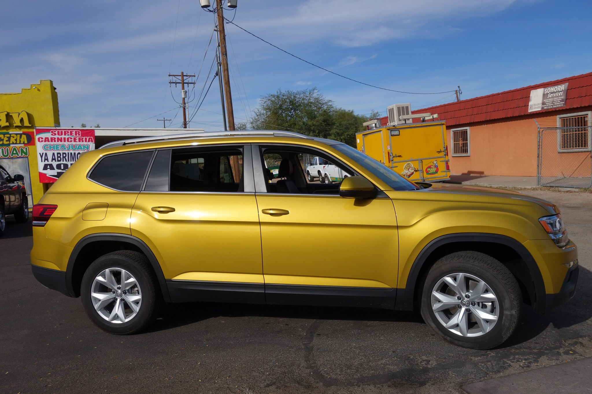UPDATE: Volkswagen's 5-seat SUV named Atlas, variant of larger SUV built in Chattanooga