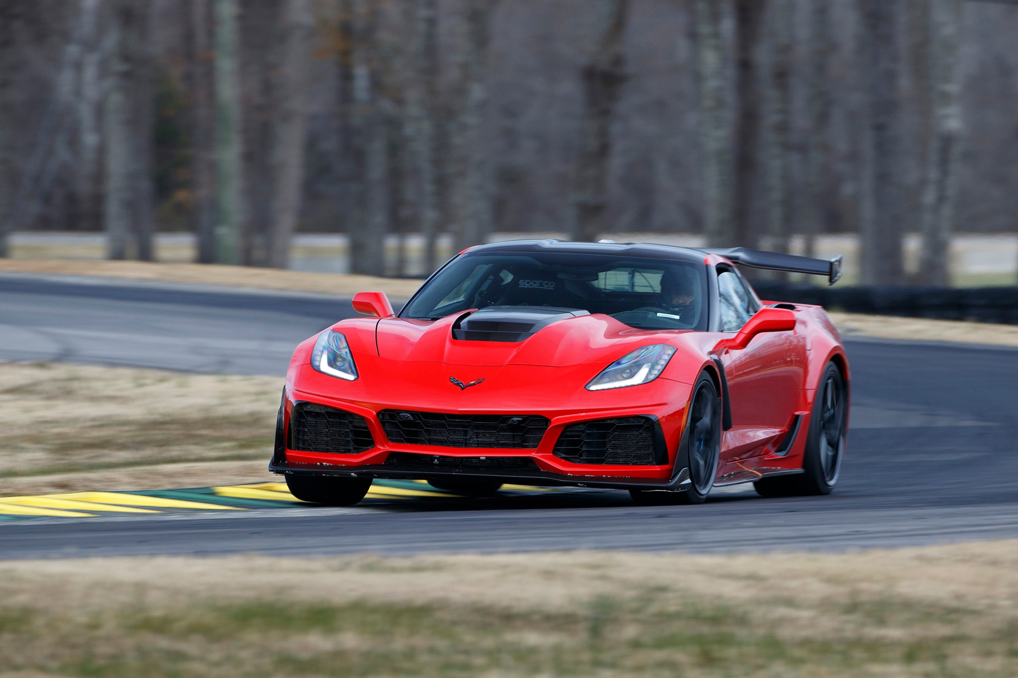 Corvette ZR1 sets Virginia International Raceway lap record