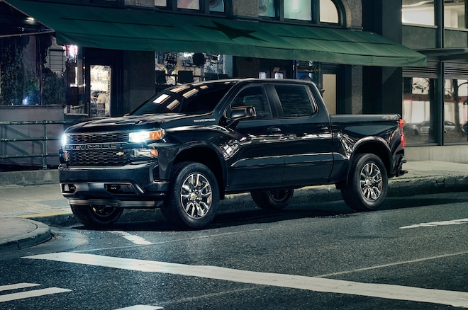 2019 Chevrolet Silverado 1500 Revealed In Detroit