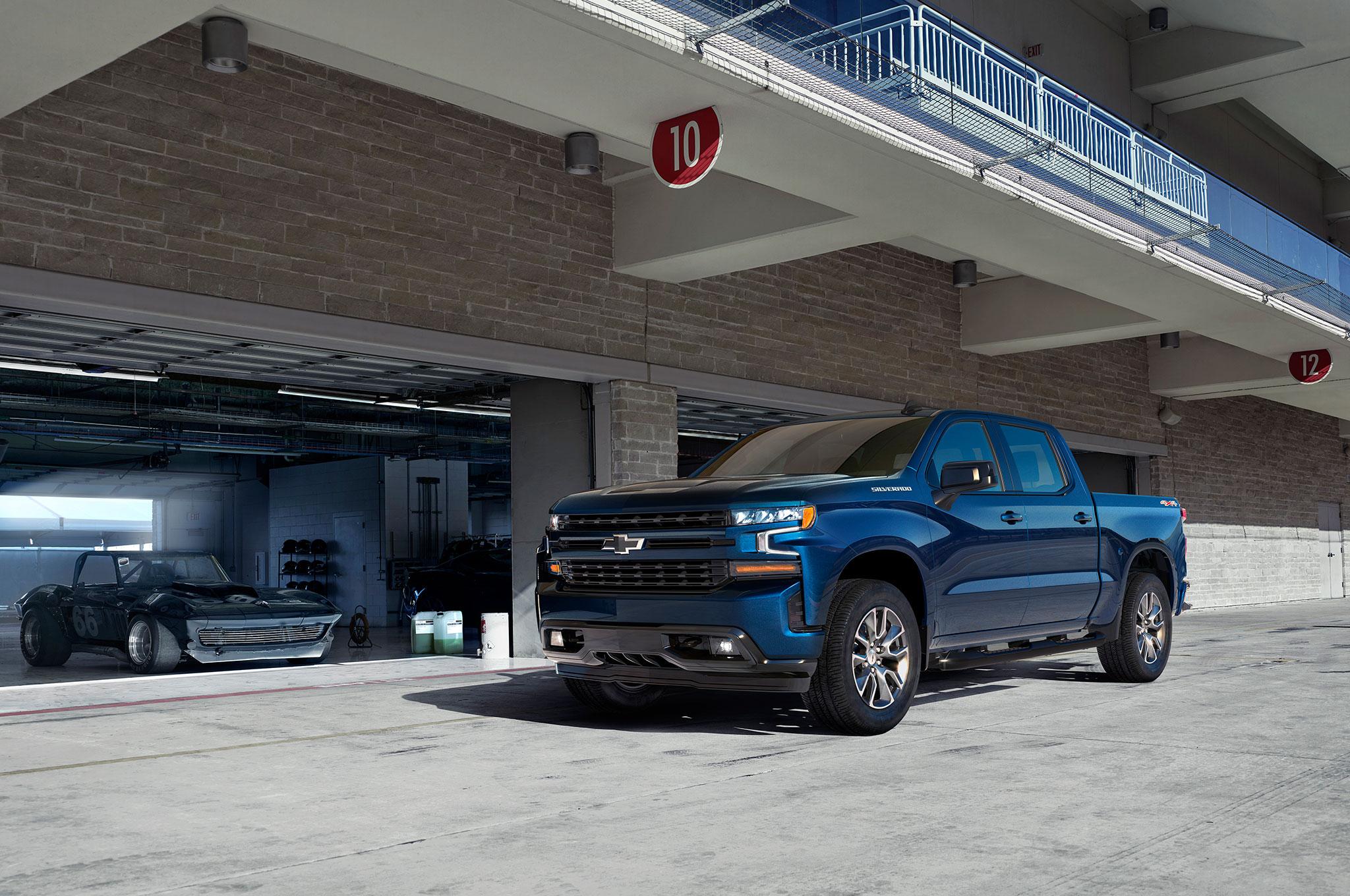 2019 Chevrolet Silverado 1500 Revealed In Detroit