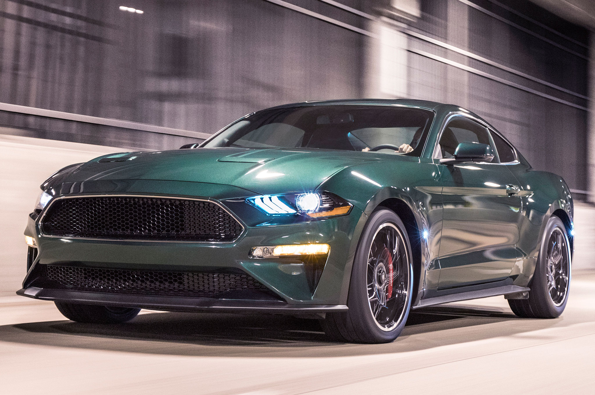 2019 ford mustang bullitt is back for film s 50th automobile magazine. Black Bedroom Furniture Sets. Home Design Ideas