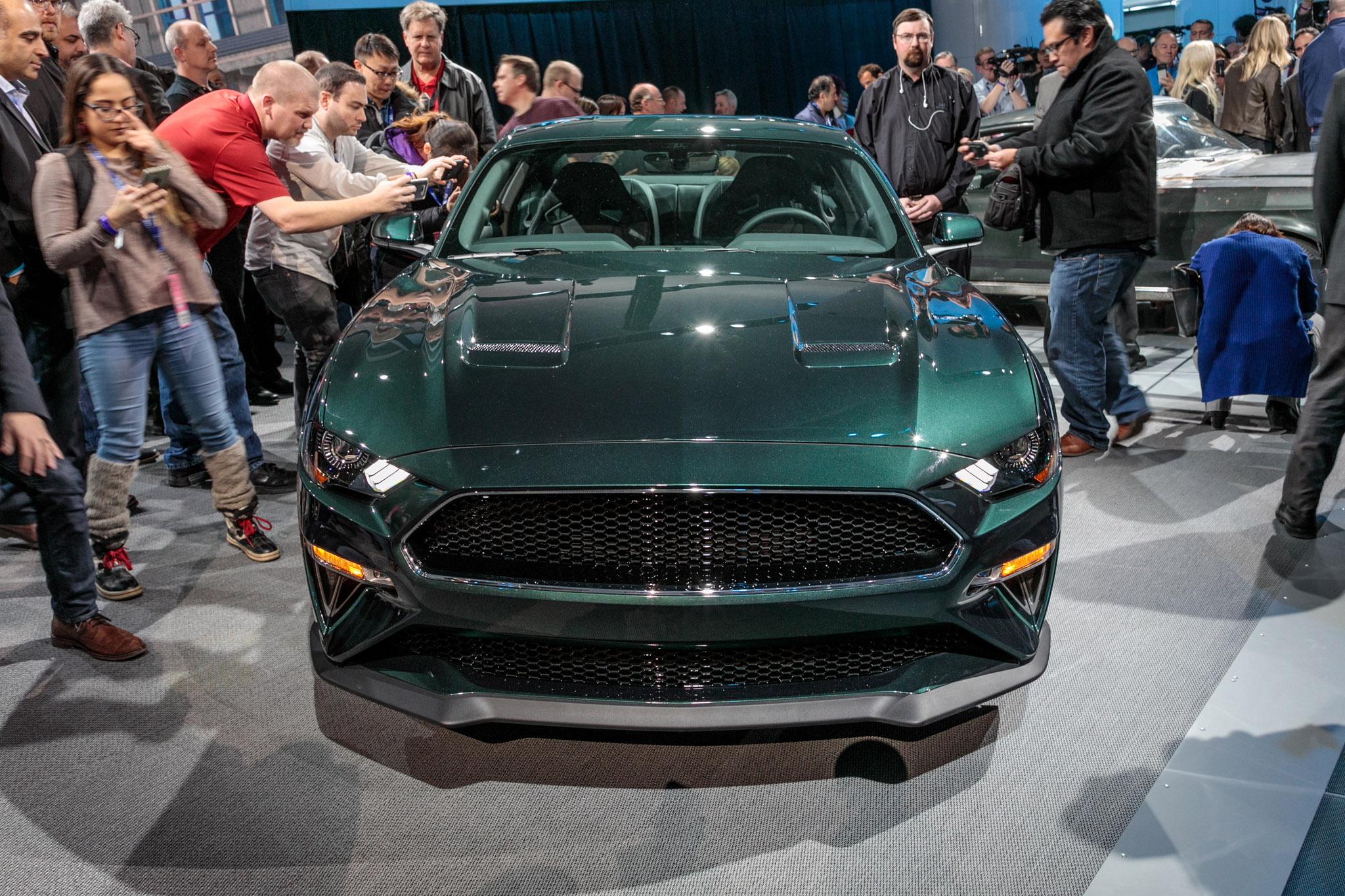 2019 Ford Mustang Bullitt38